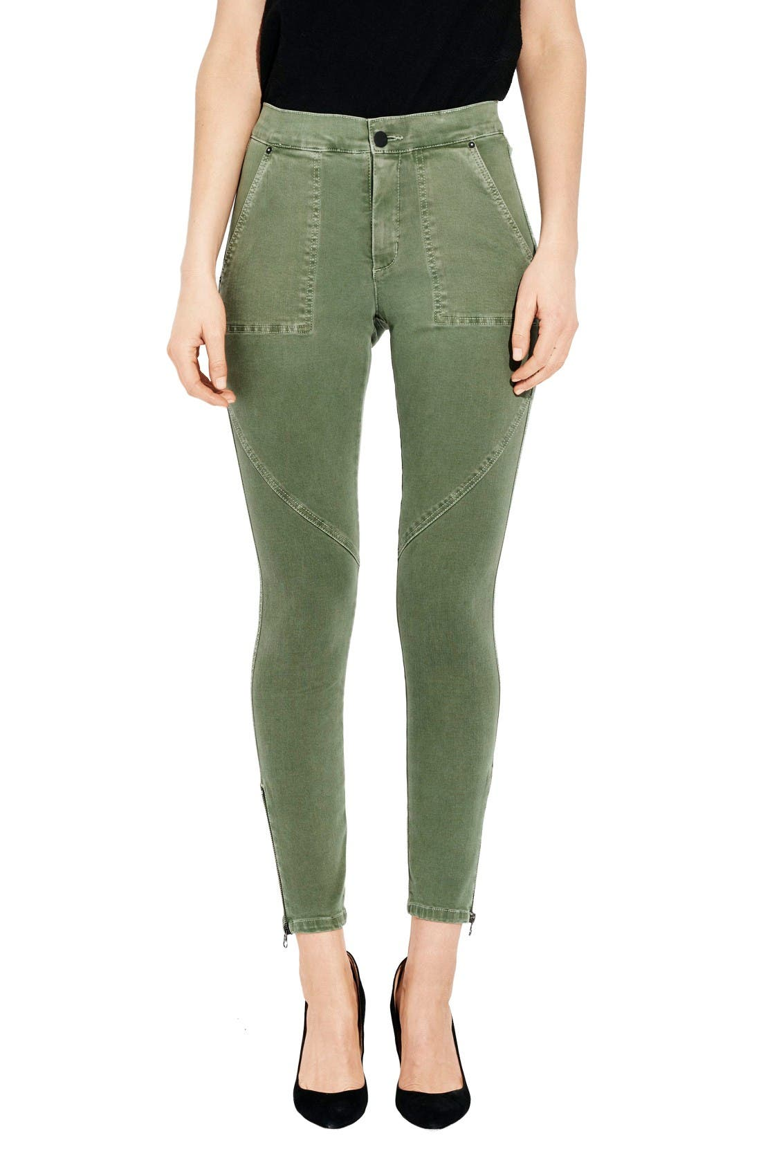AYR The Essence Ankle Skinny Pants
