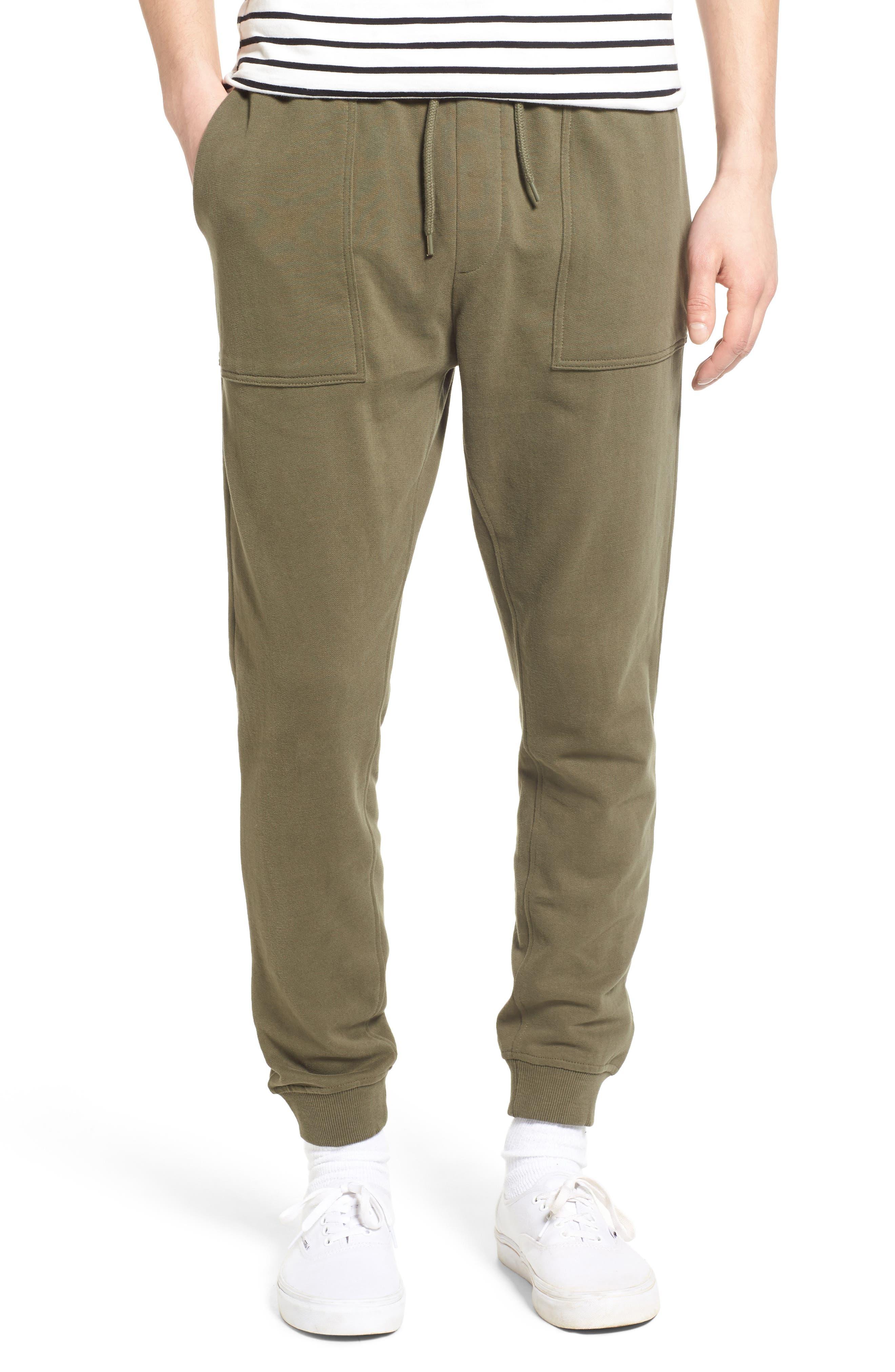TOPMAN US Saint Jogger Pants