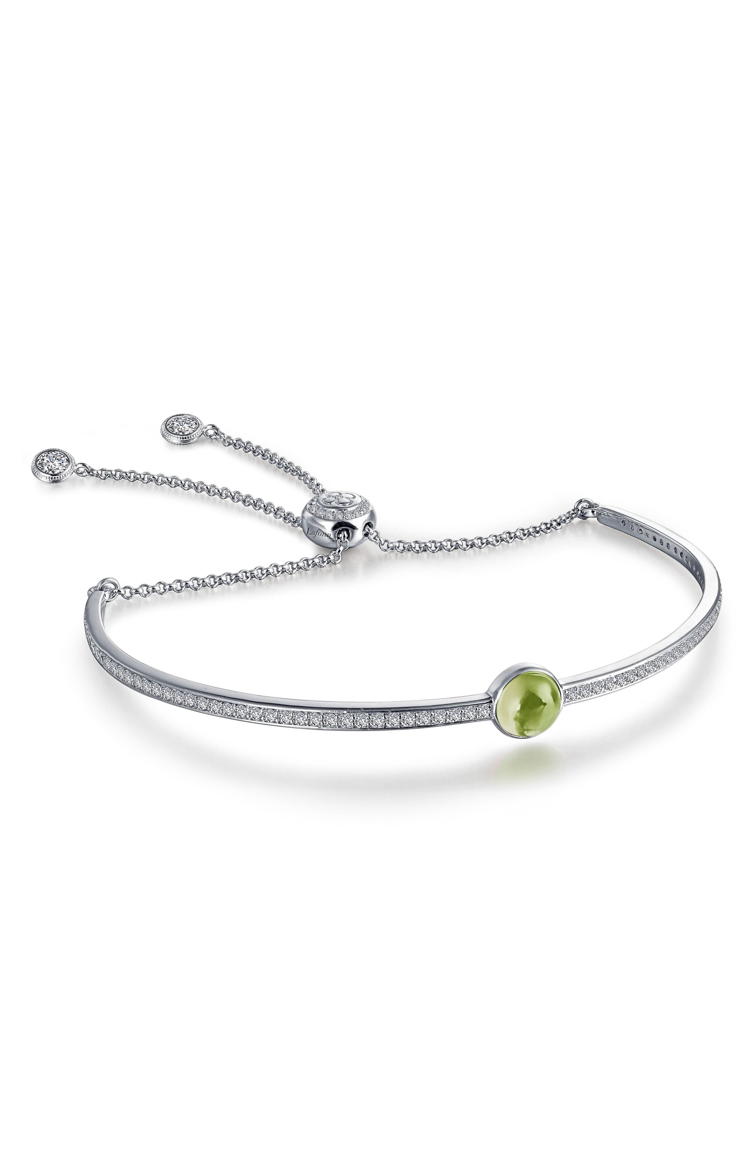 Lafonn Jewel Simulated Diamond Birthstone Bracelet