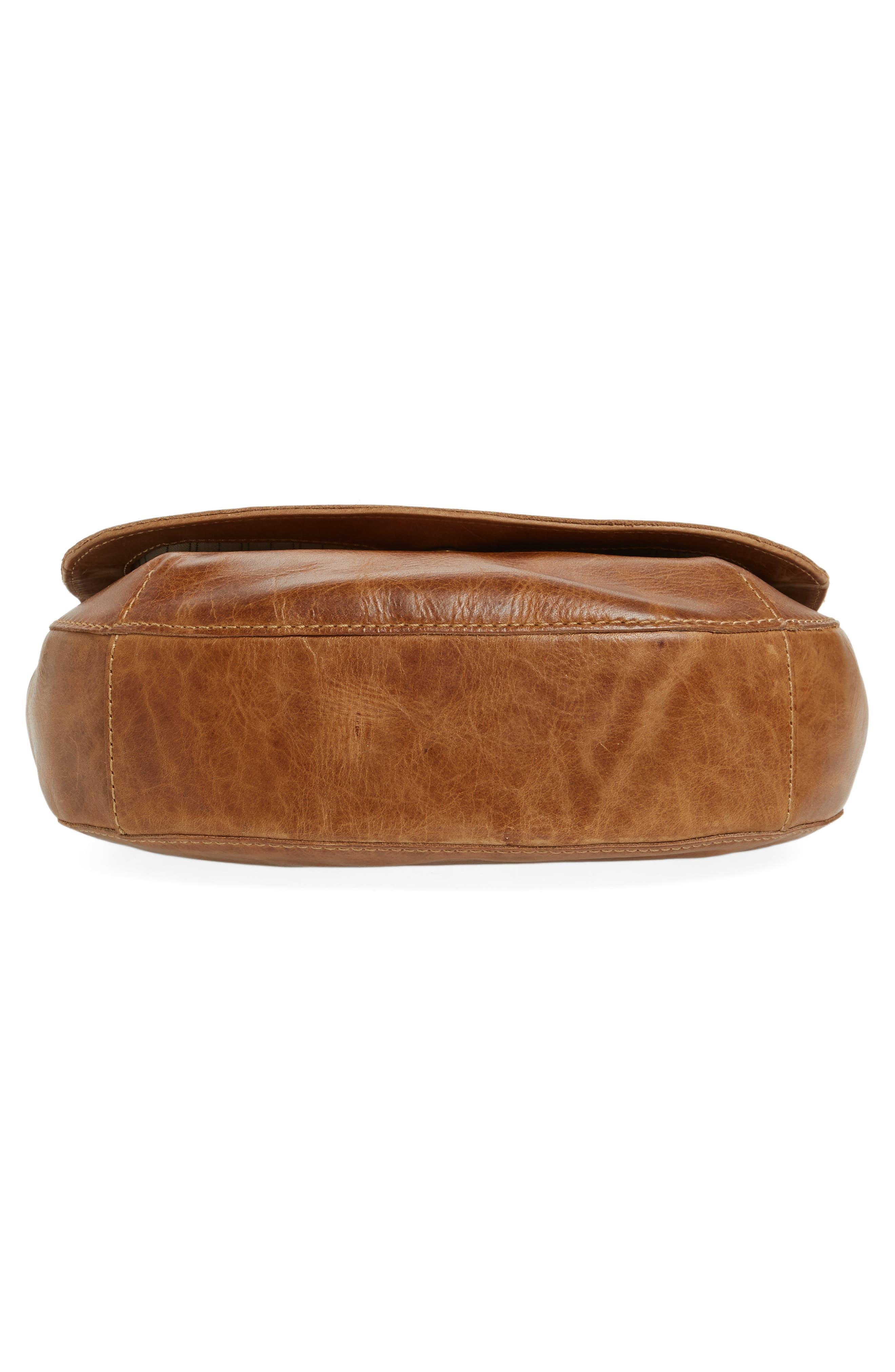 Alternate Image 6  - Frye 'Melissa' Leather Crossbody Bag