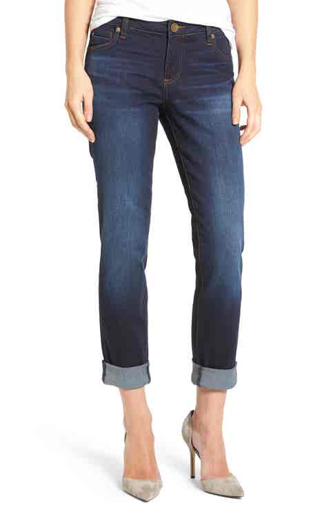 KUT from the Kloth Catherine Boyfriend Jeans (Adaptability)