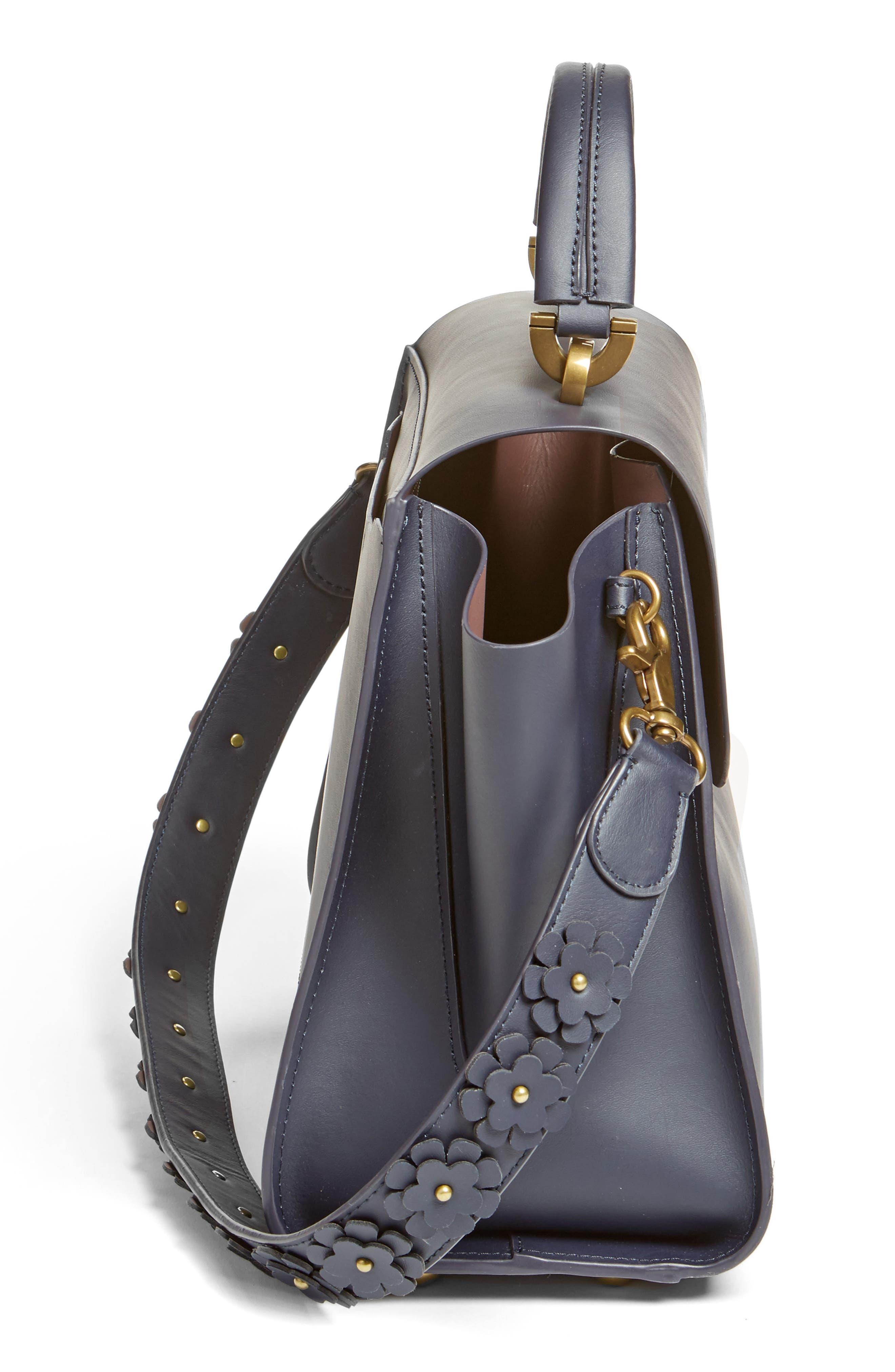 Alternate Image 4  - ZAC Zac Posen Eartha Iconic Leather Top Handle Satchel