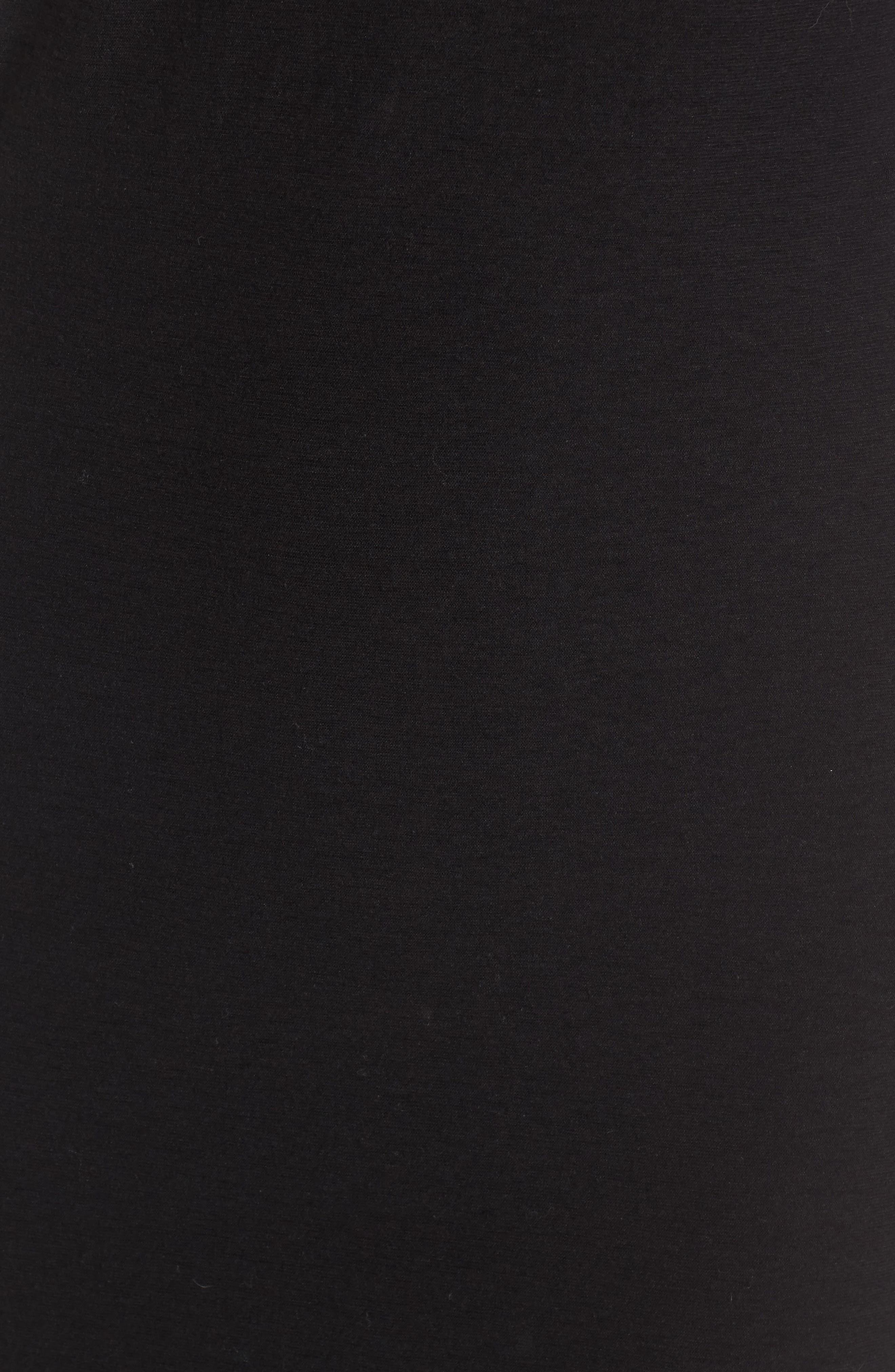 Alternate Image 5  - James Perse Off the Shoulder Dress