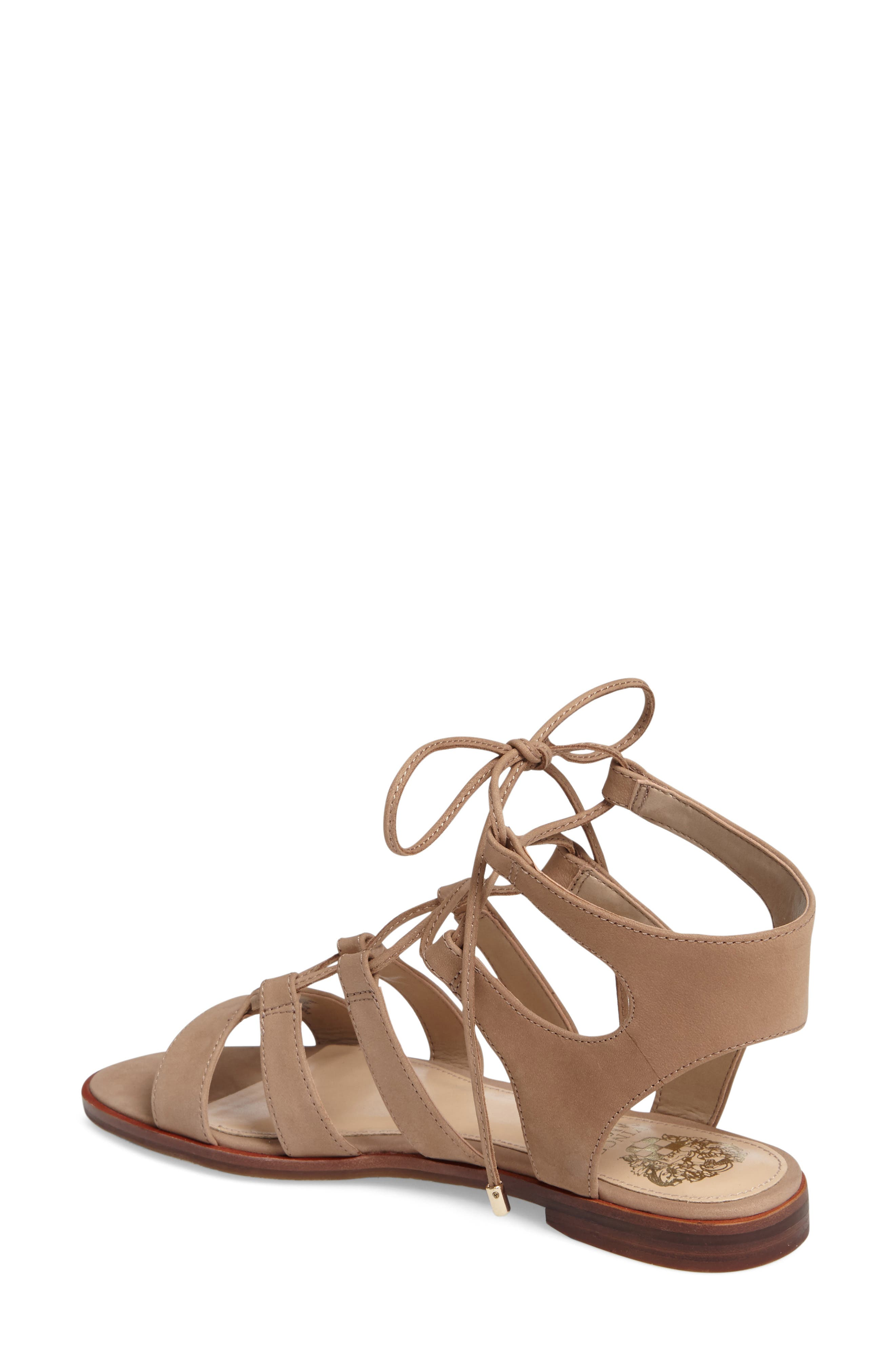Alternate Image 2  - Vince Camuto Tany Lace-Up Sandal (Women)