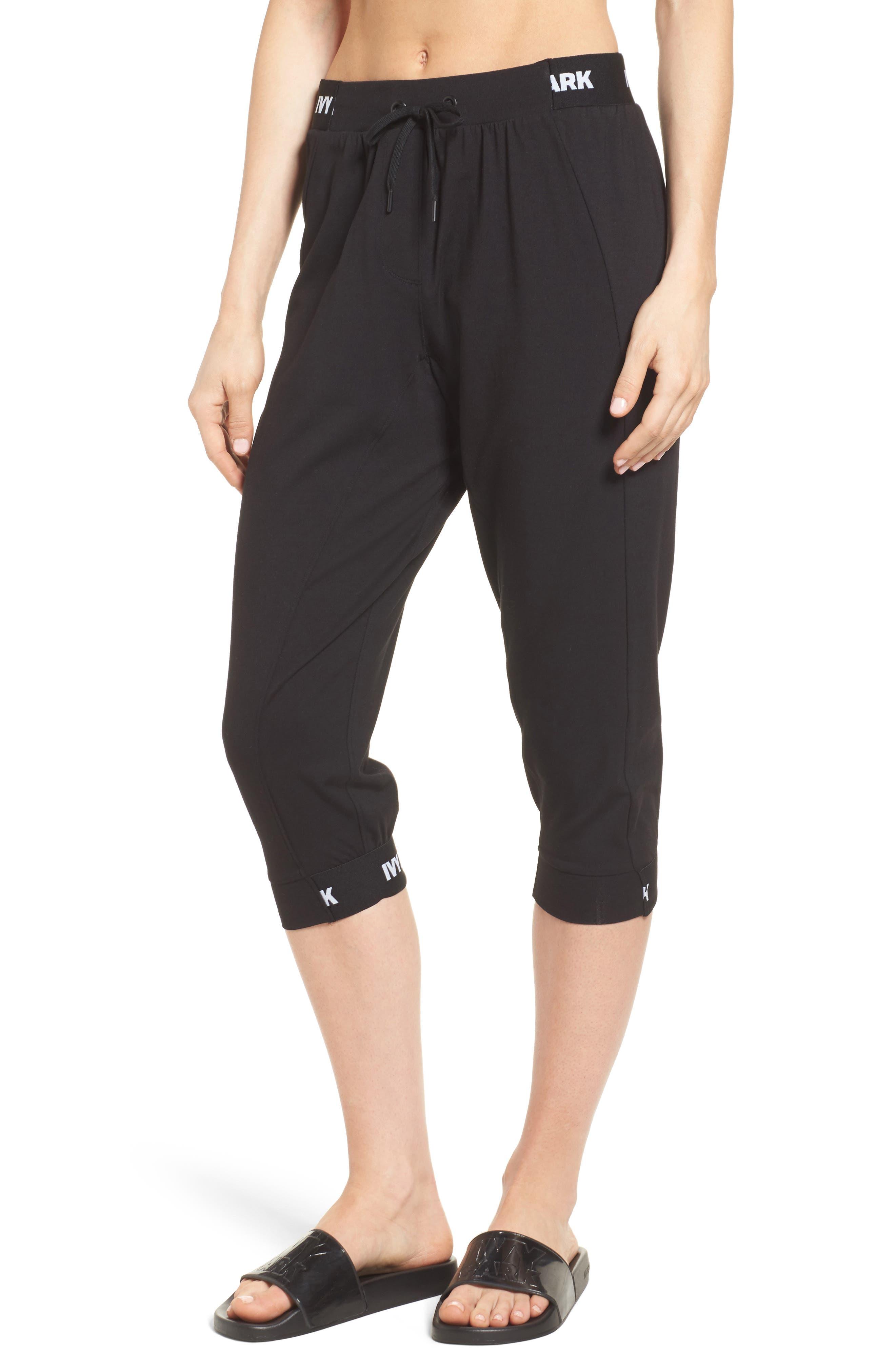 IVY PARK® Drop Capri Pants