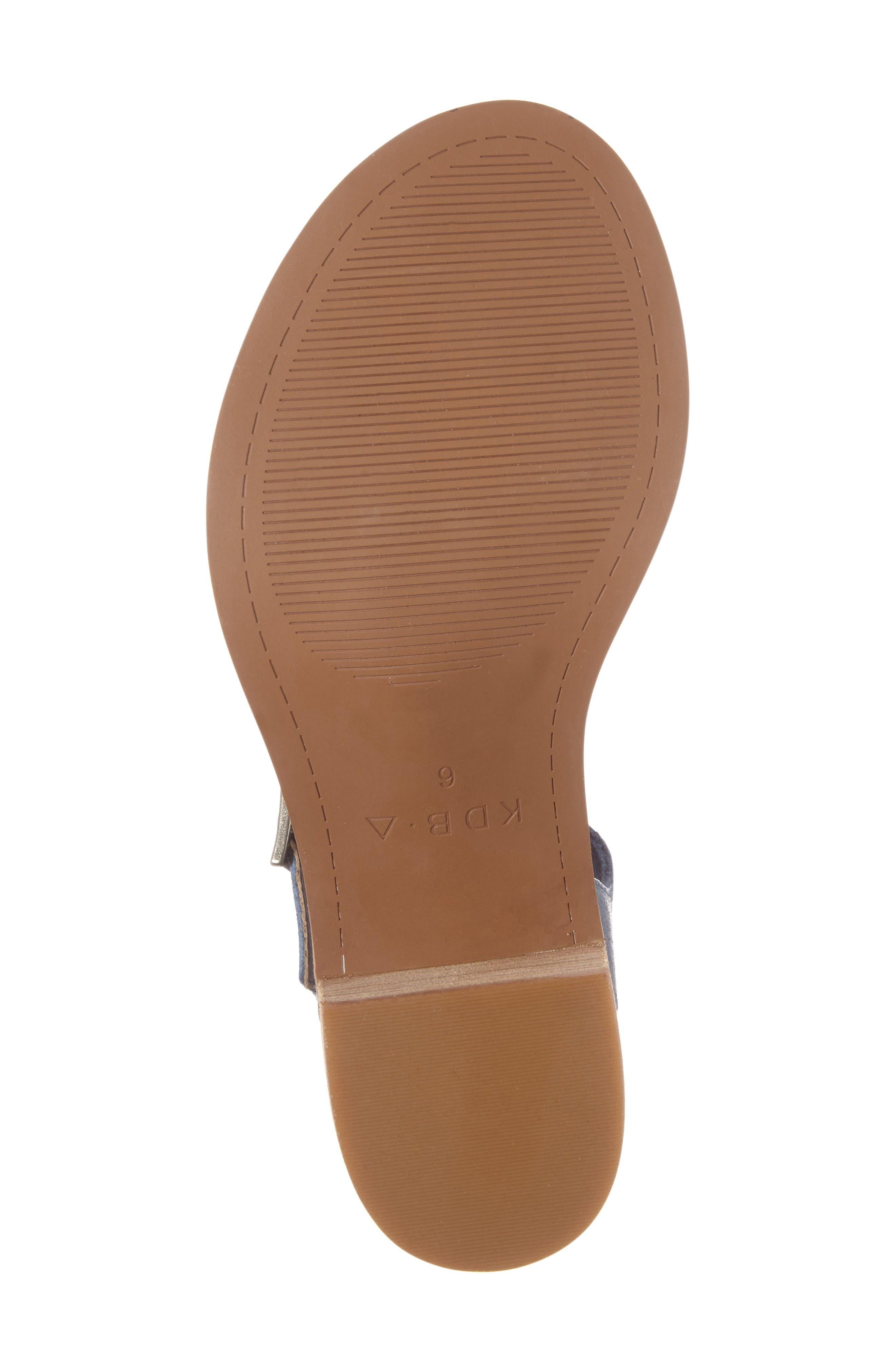 Alternate Image 4  - Kelsi Dagger Brooklyn Linden Block Heel Sandal (Women)