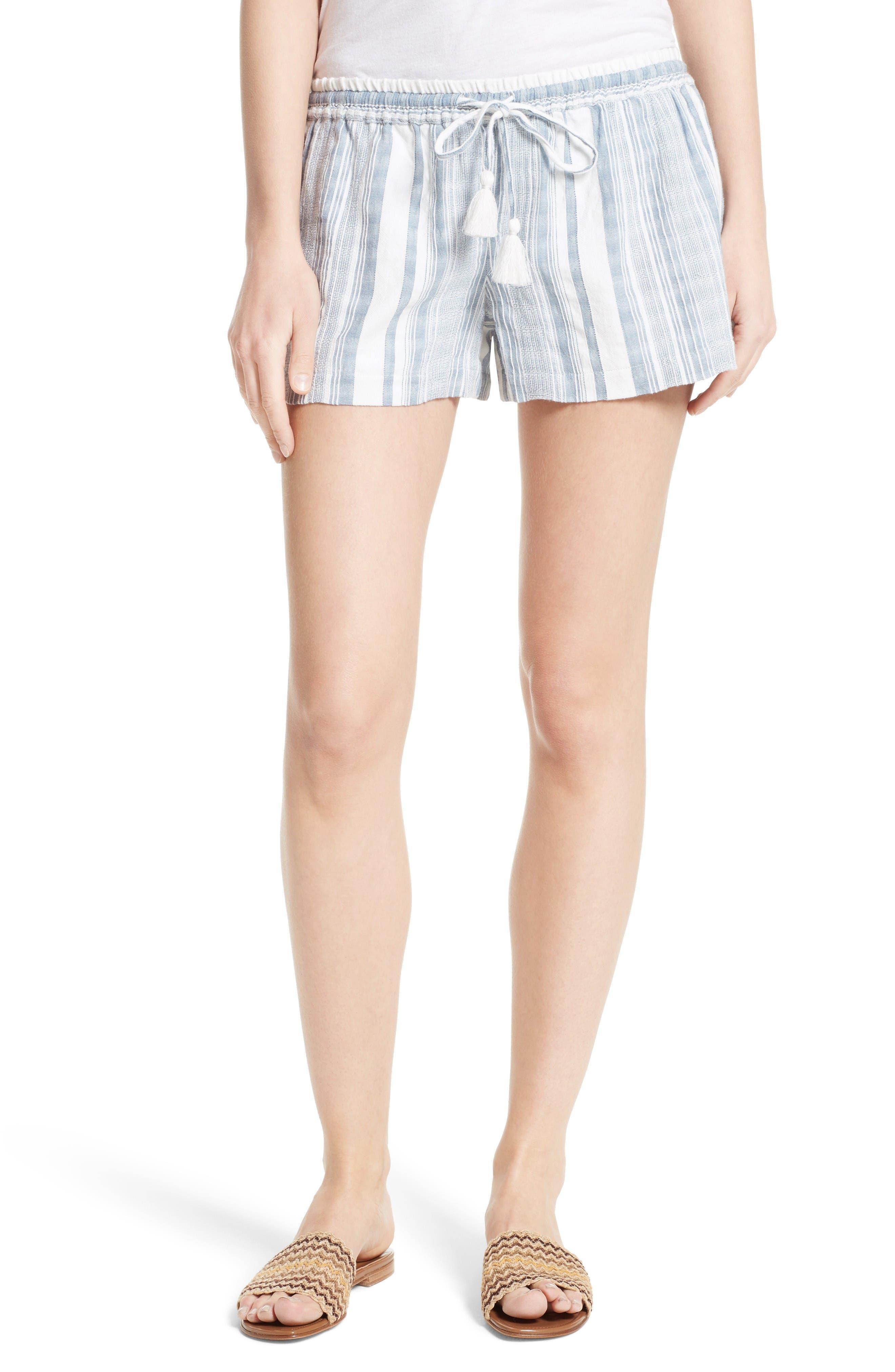 Soft Joie Josip Cotton Shorts