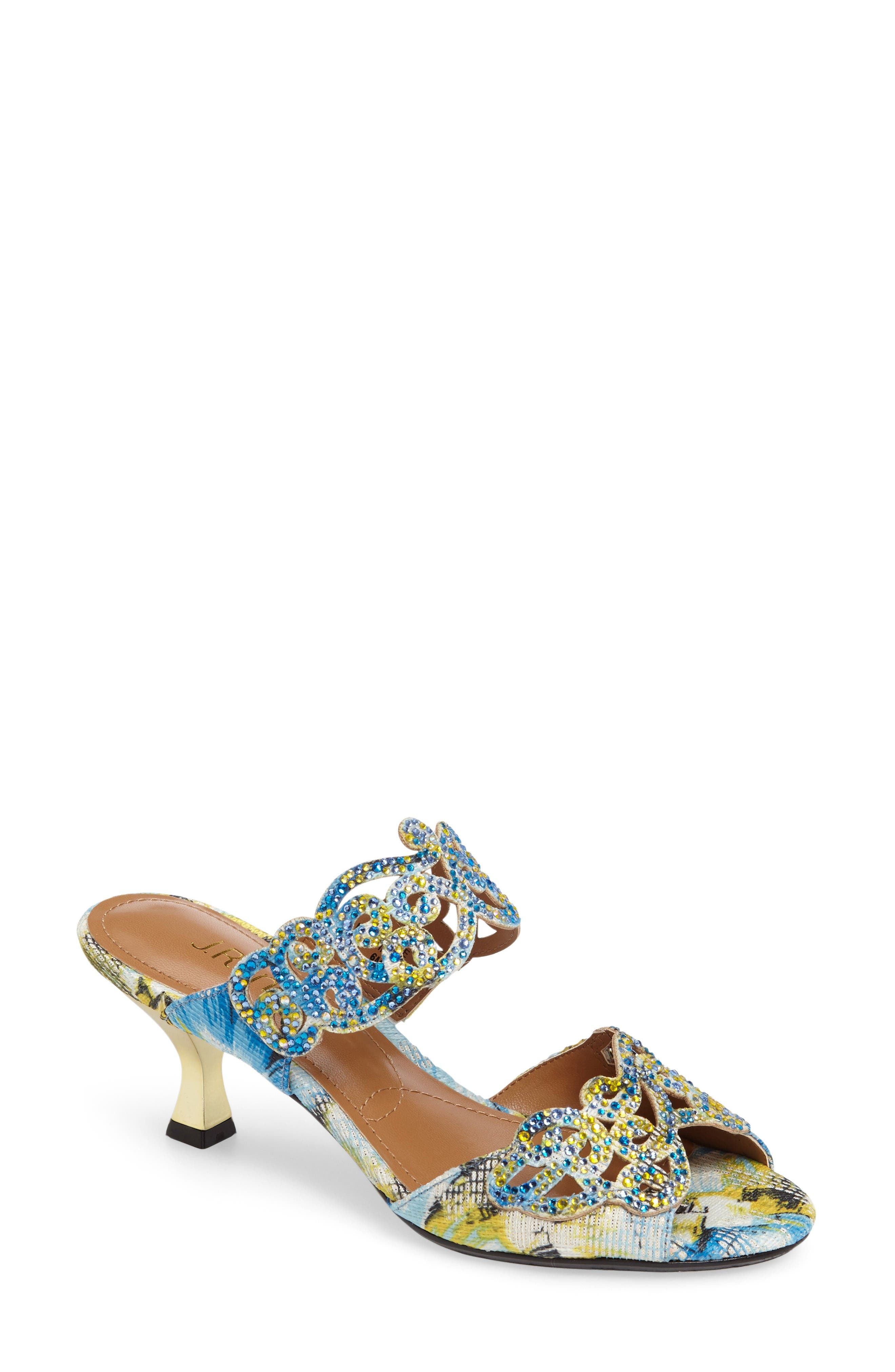 J. Reneé 'Francie' Evening Sandal (Women)