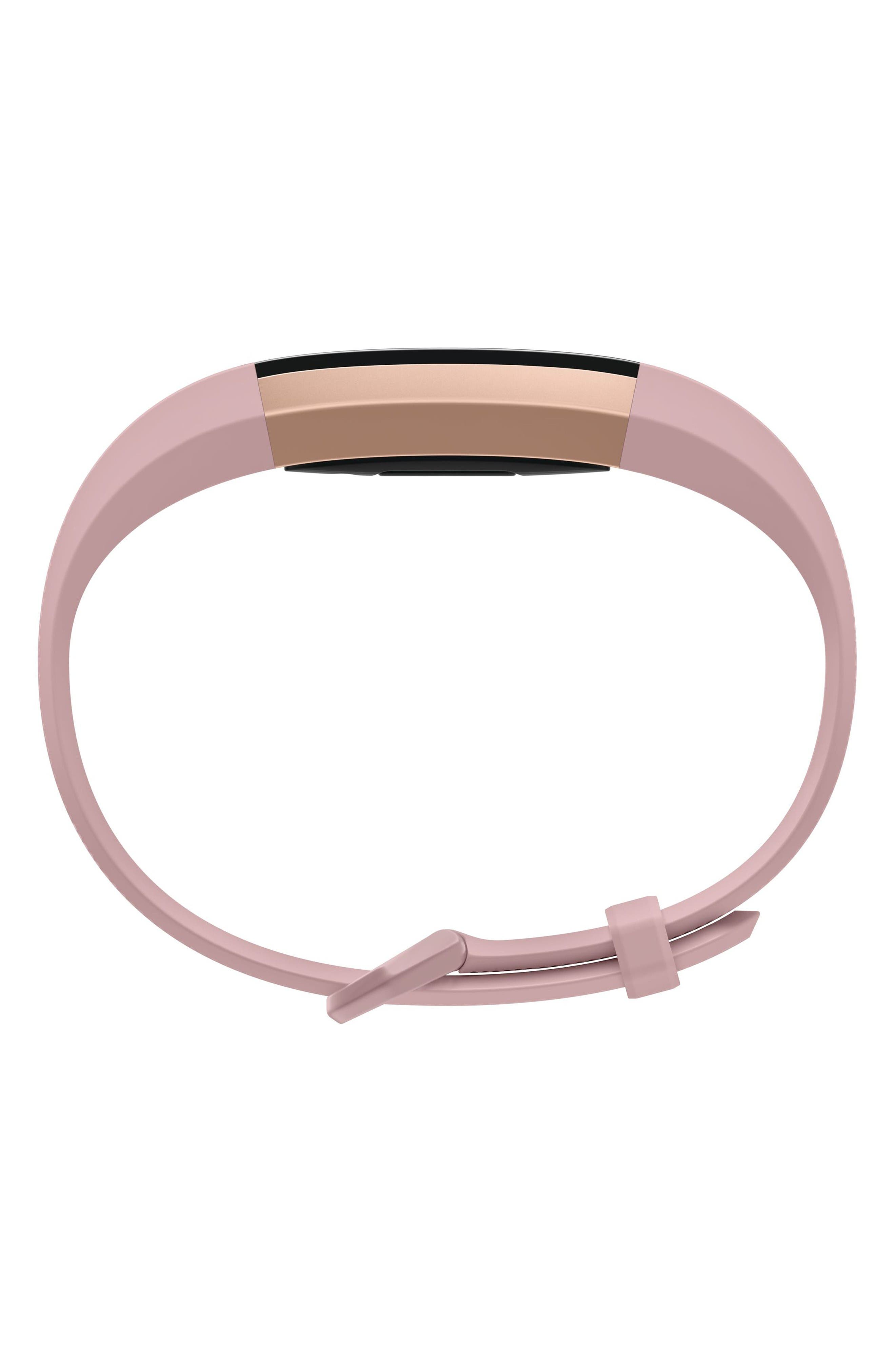 Alternate Image 3  - Fitbit Special Edition Alta HR Wireless Heart Rate and Fitness Tracker