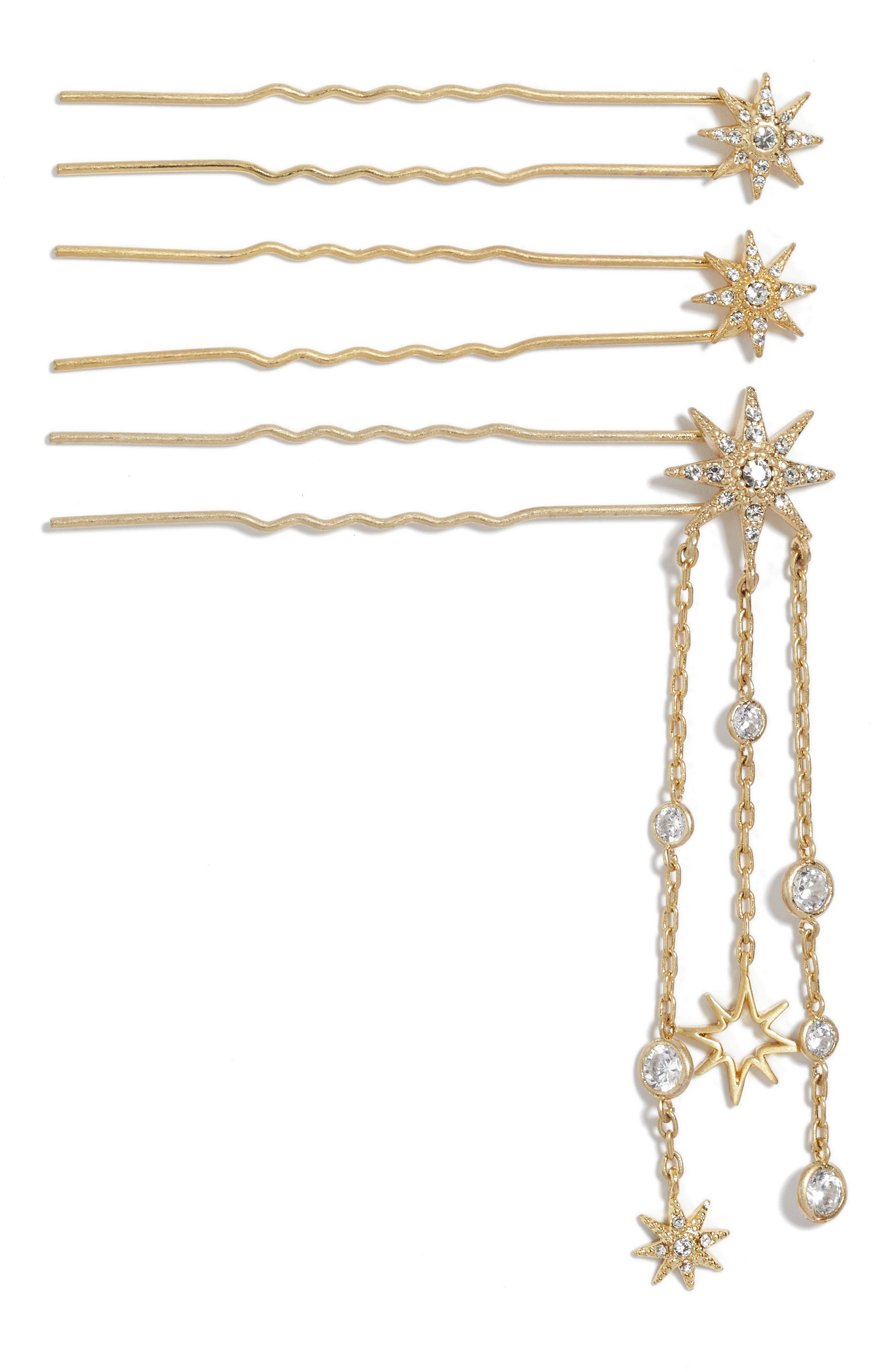 Jenny Packham Set of 3 Hairpins