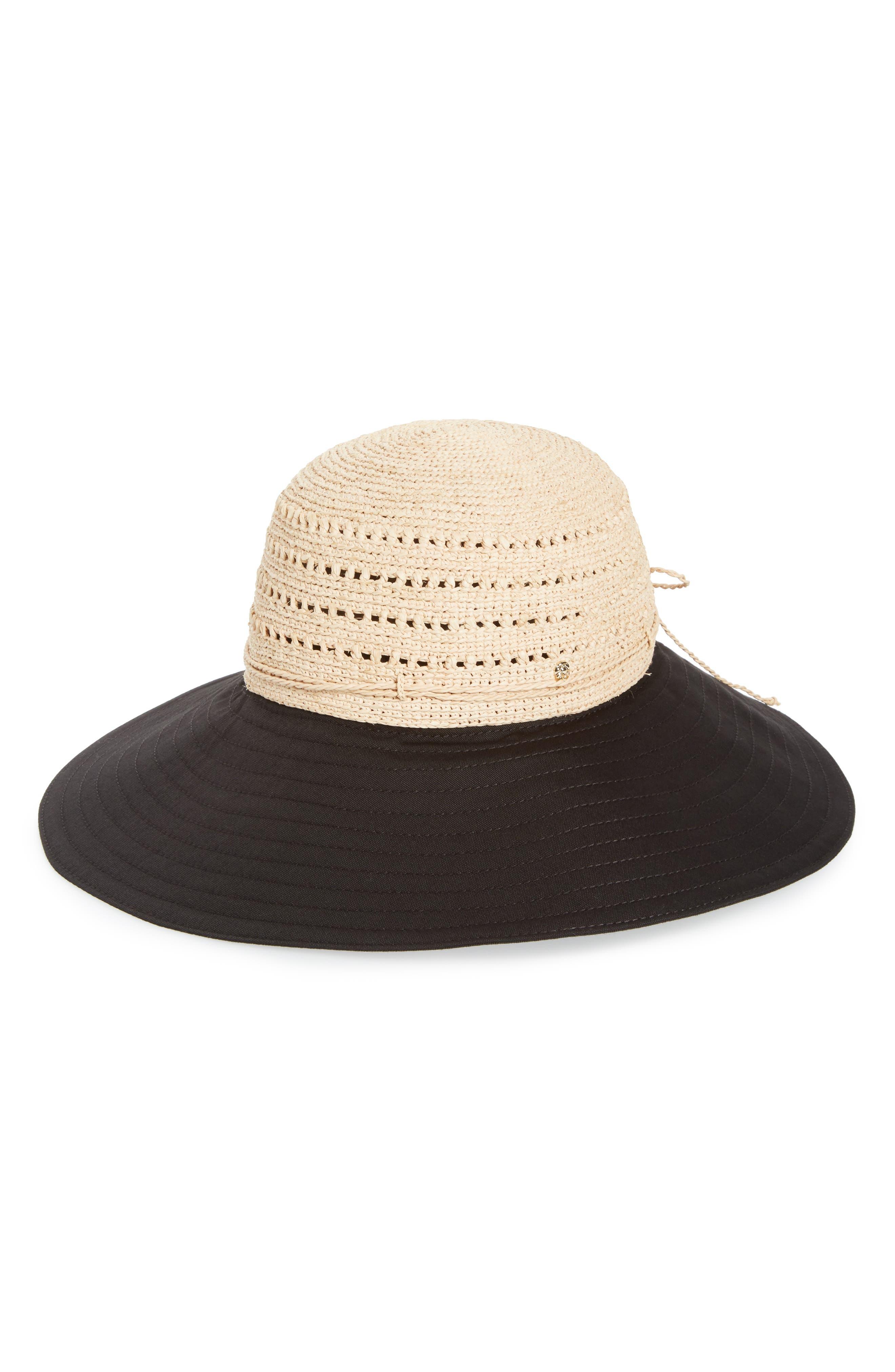 Helen Kaminski Raffia Sun Hat