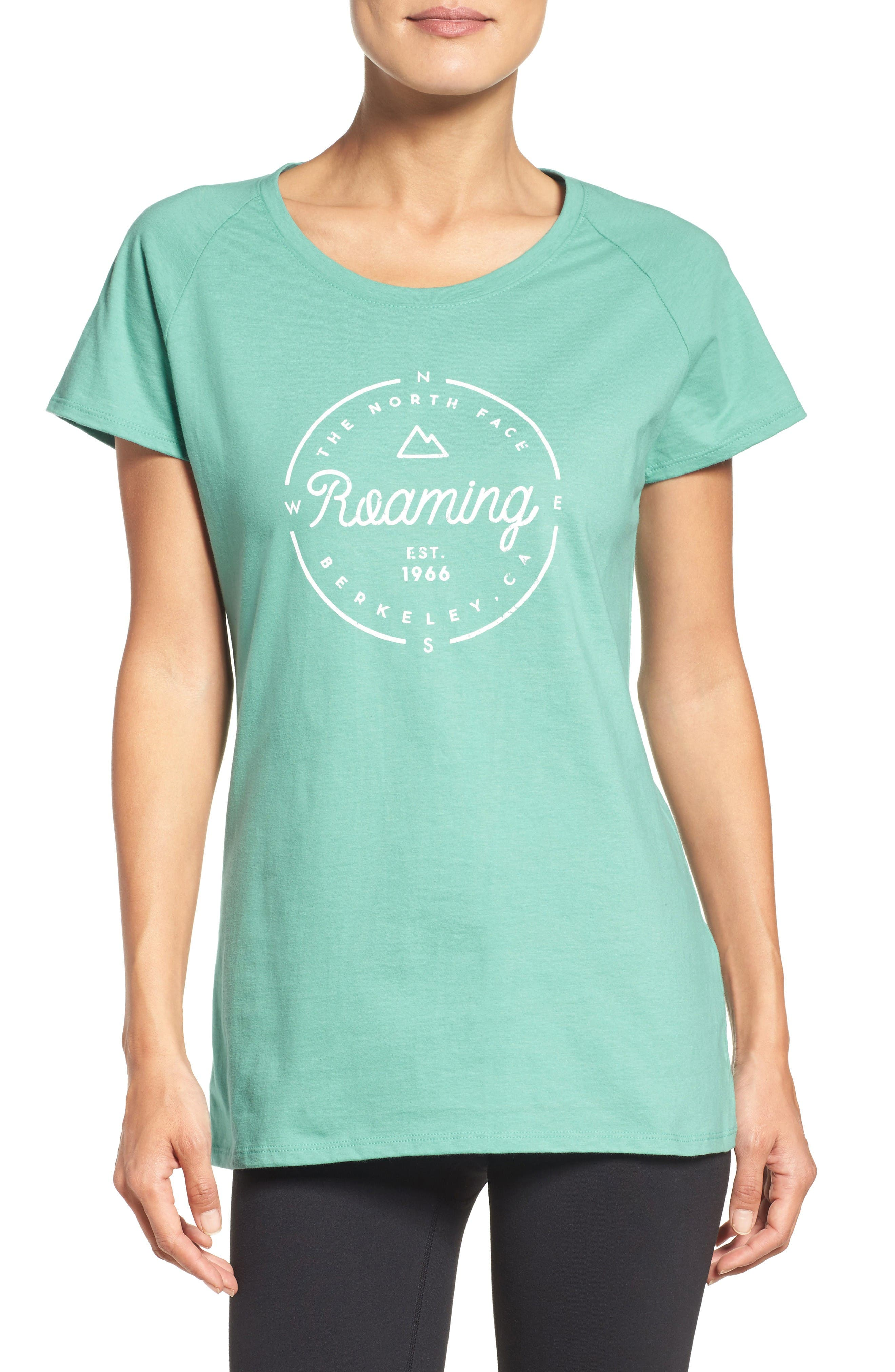 The North Face Roaming Around Graphic Tee