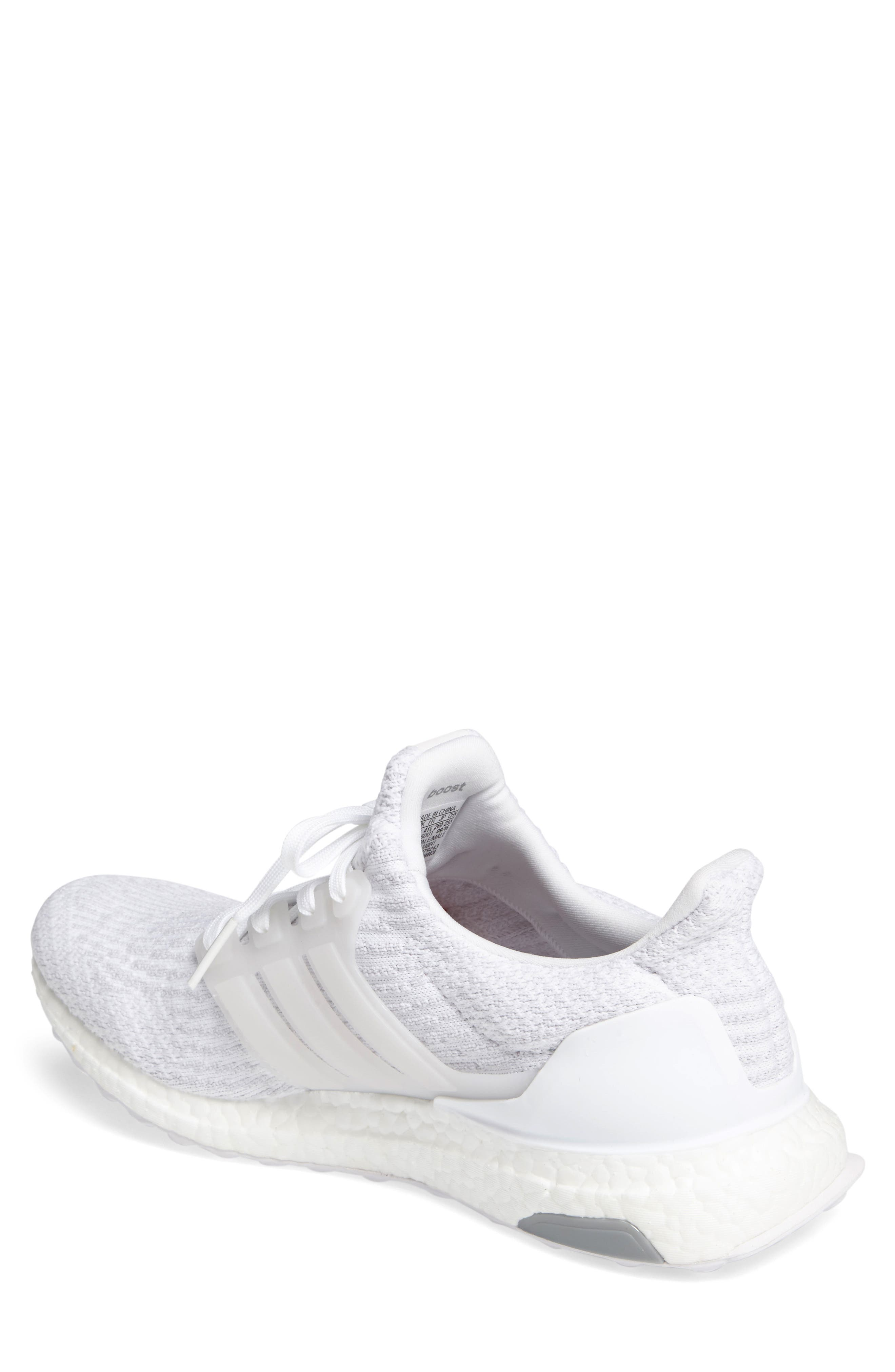 Alternate Image 2  - adidas 'UltraBoost' Running Shoe (Men)