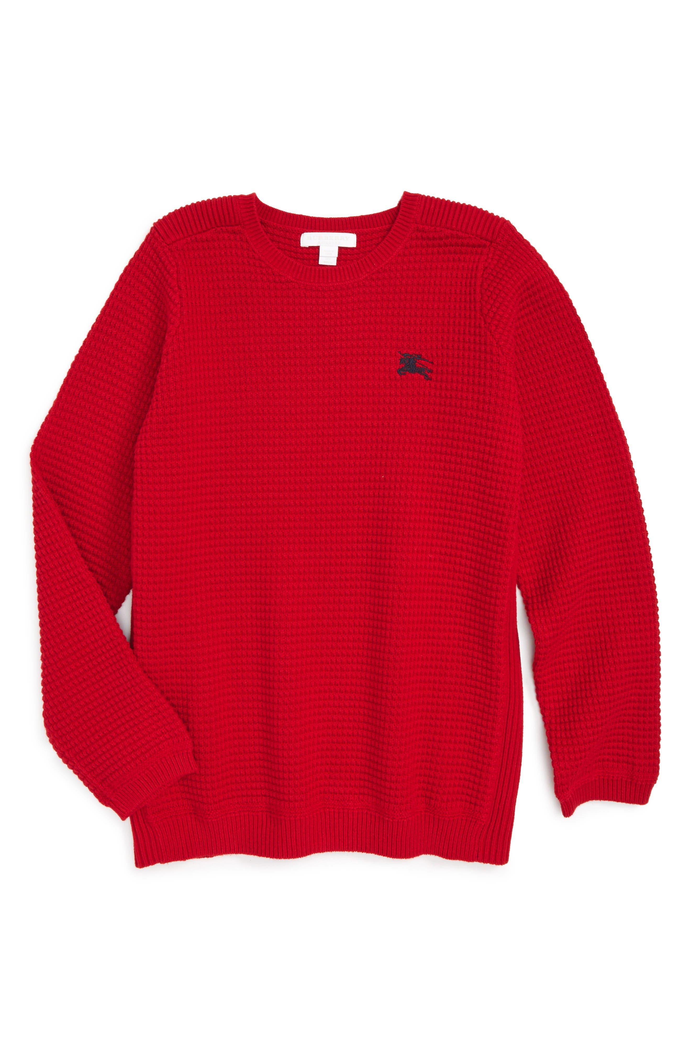 Burberry Eddy Sweater (Little Boys & Big Boys)