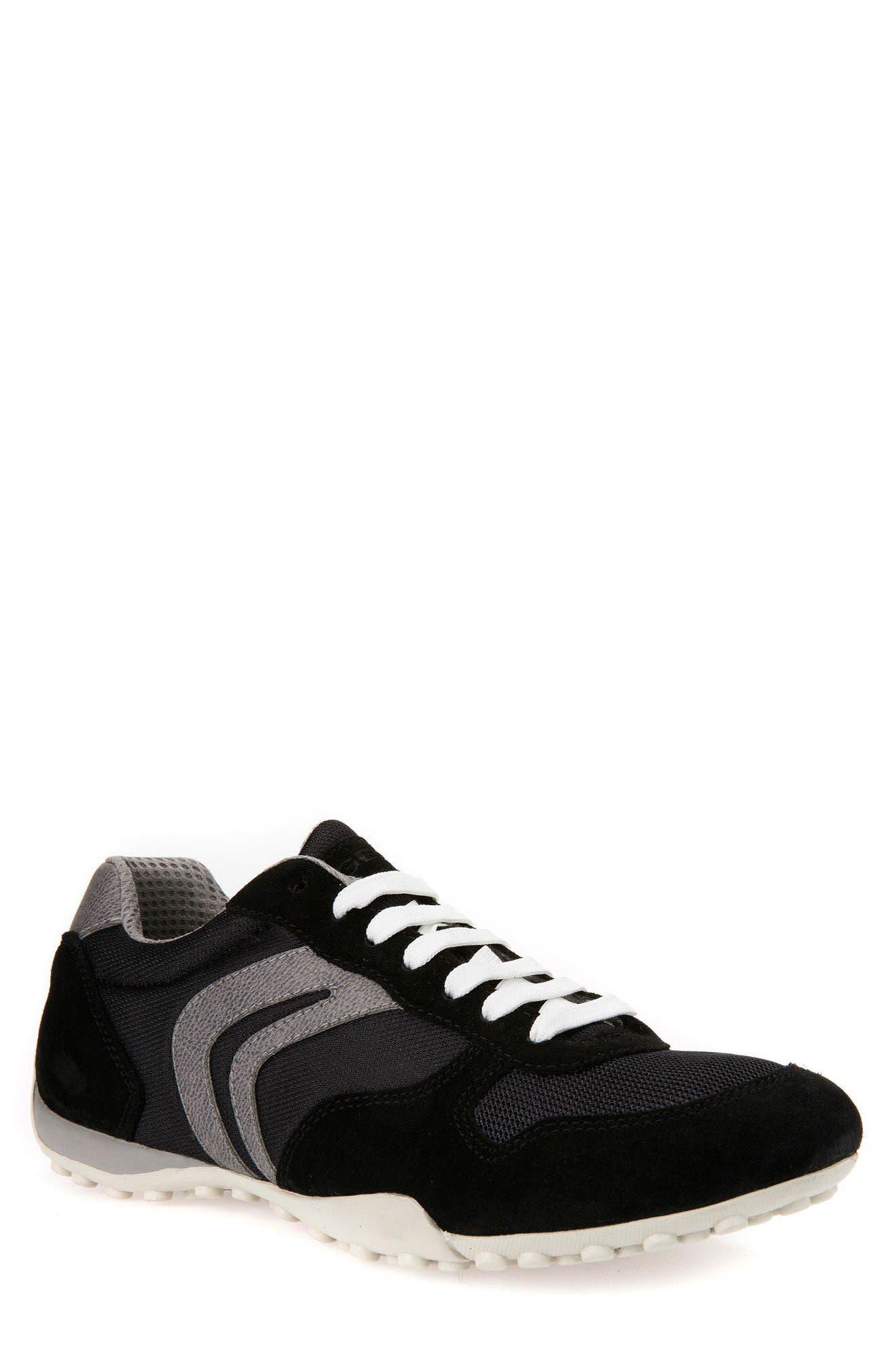 Geox Uomo Snake 118 Sneaker (Men)