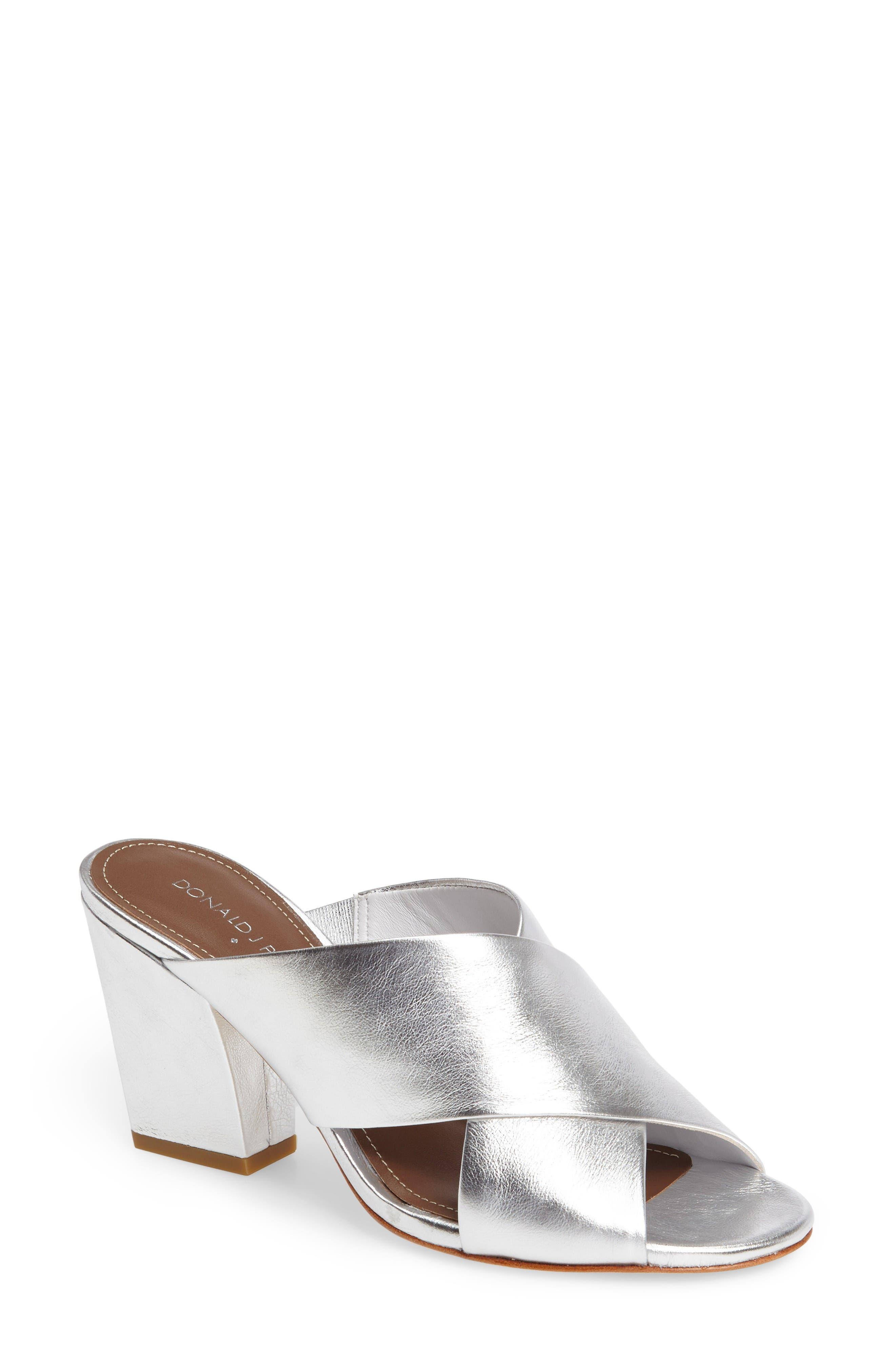 Donald J. Pliner Gilian Slide Sandal (Women)
