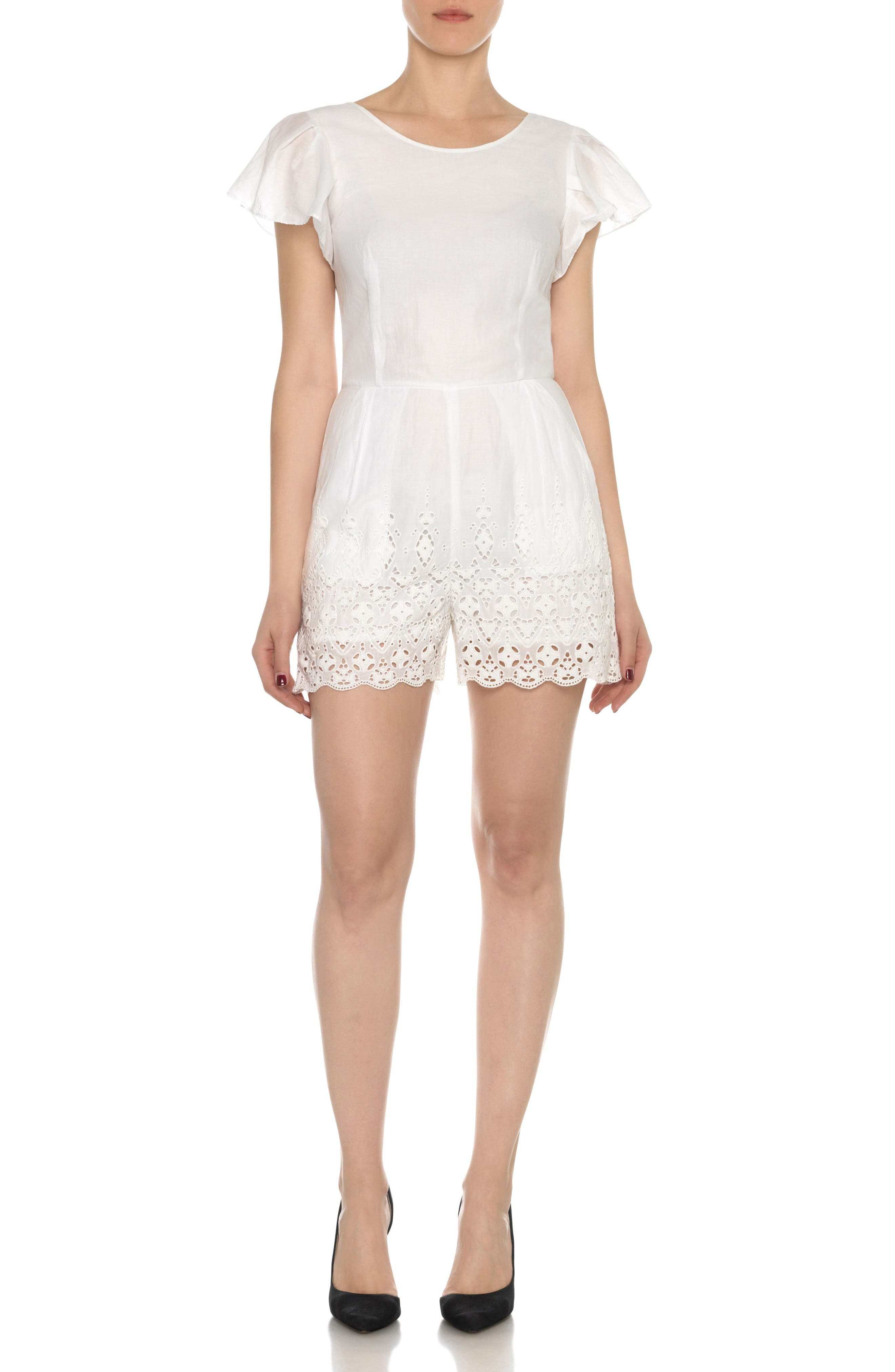 Joe's Vienna Cotton Romper
