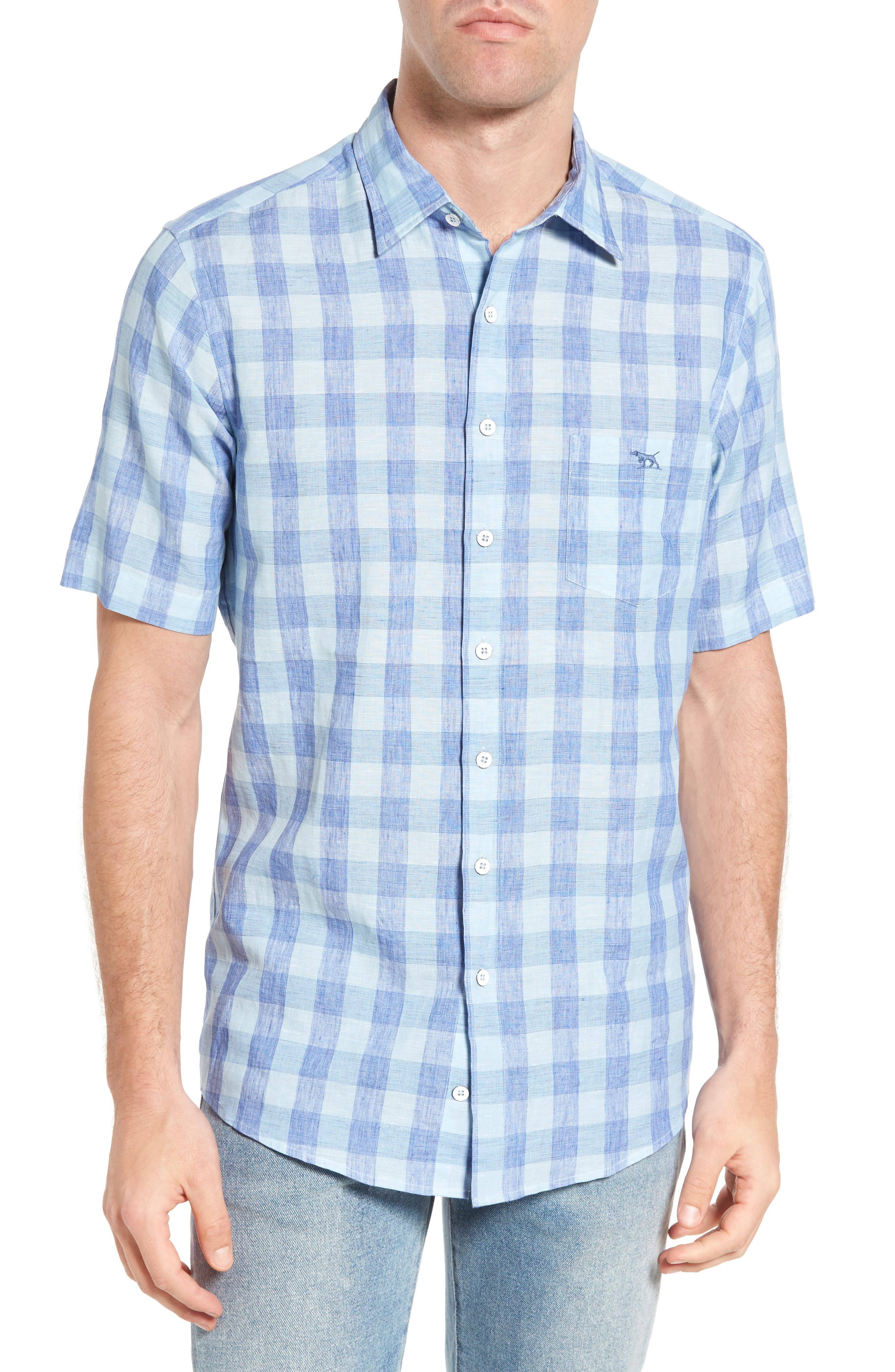 Rodd & Gunn Greendale Original Fit Check Sport Shirt