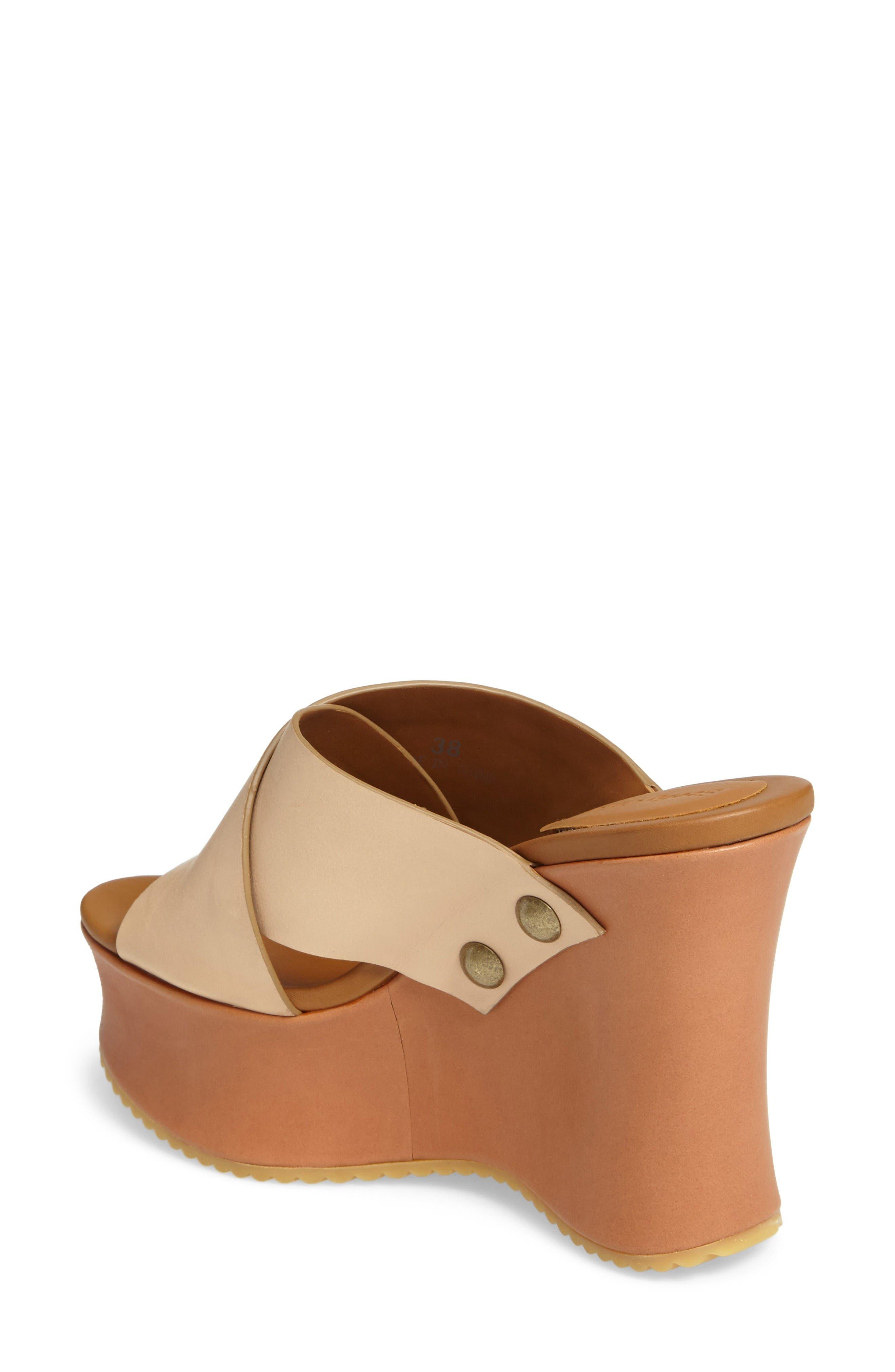 Alternate Image 2  - See by Chloé Maya Platform Sandal (Women)