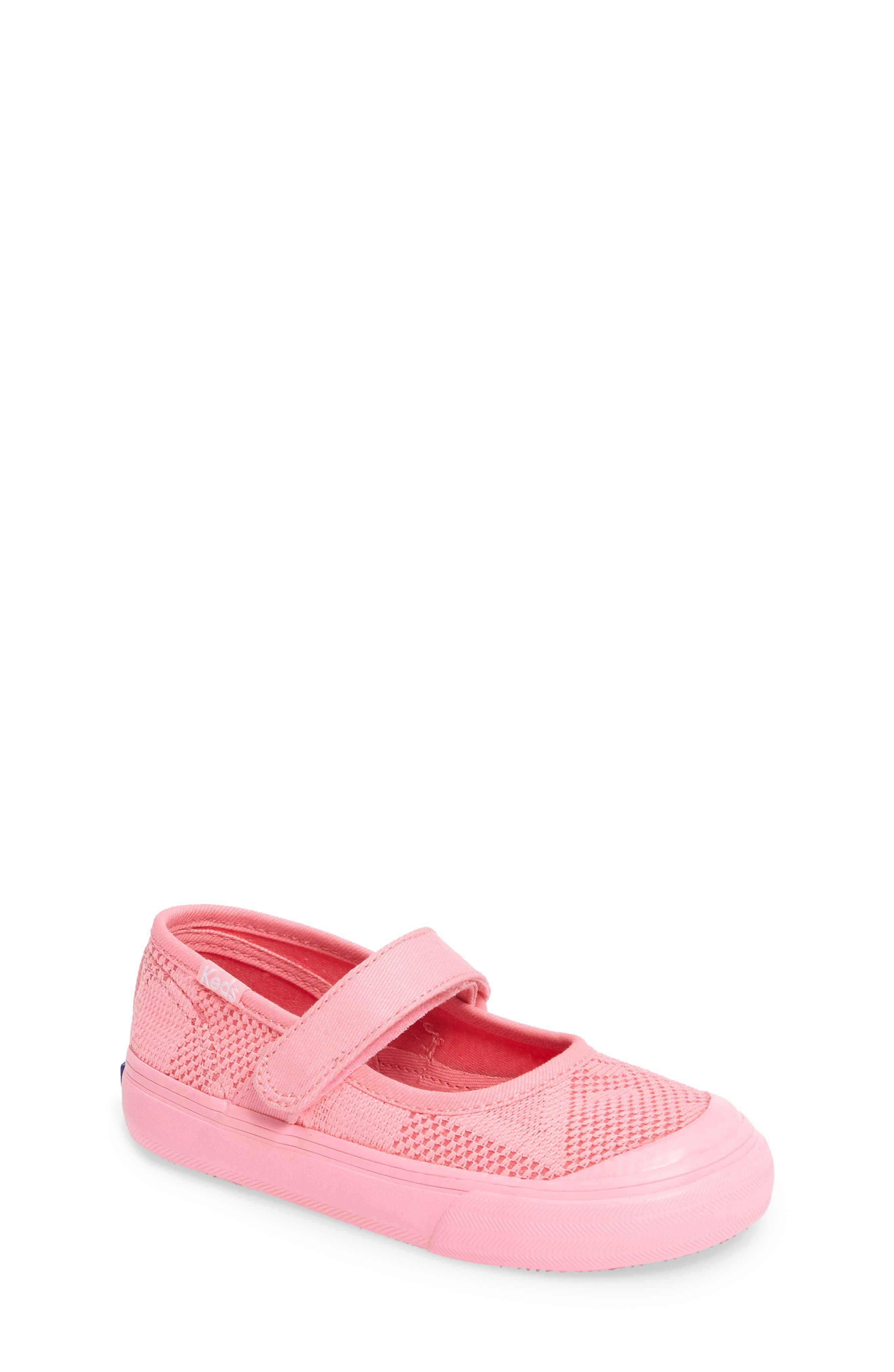 Keds® Double Up Mary Jane (Baby, Walker & Toddler)