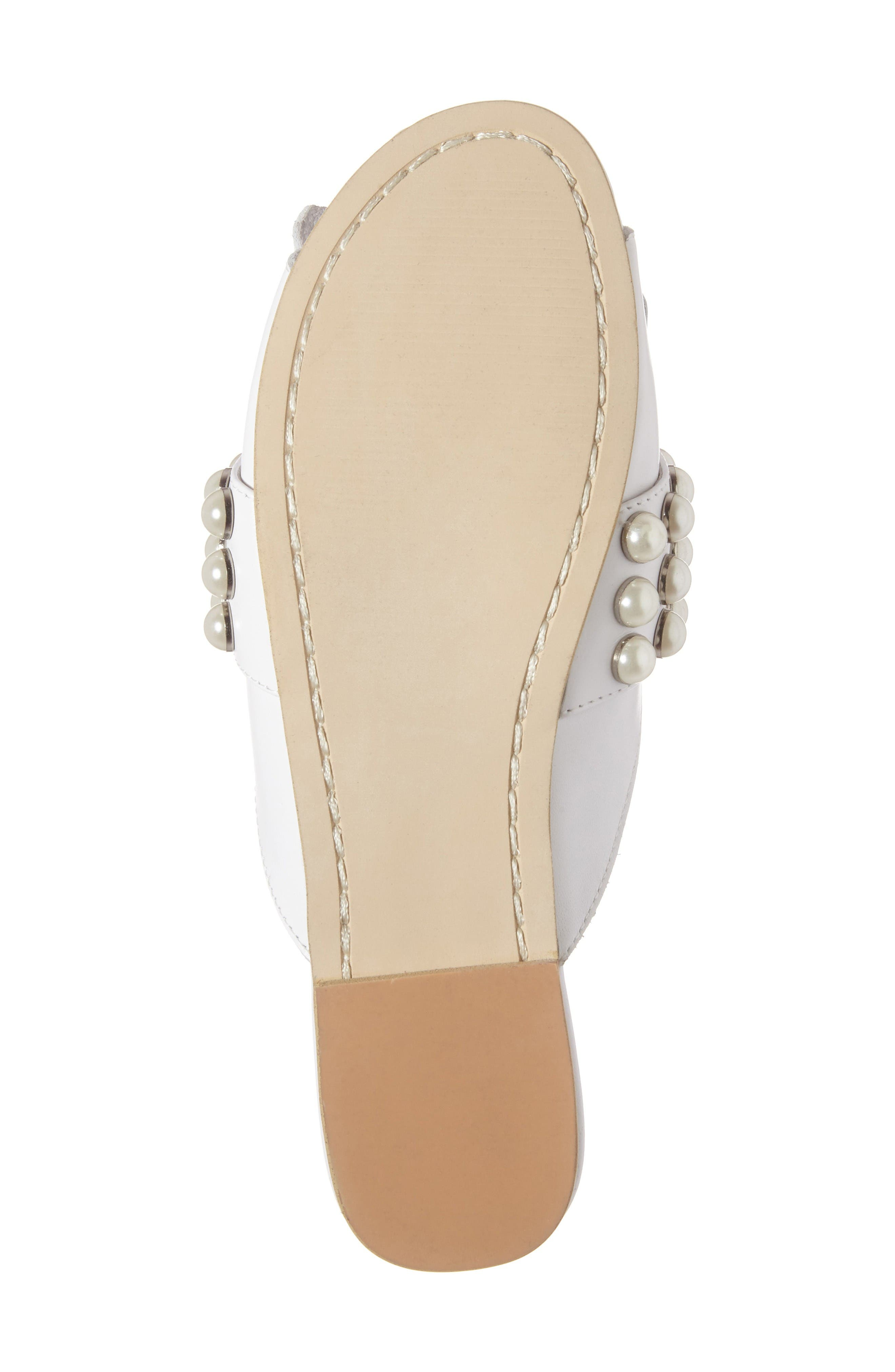 Alternate Image 6  - Jeffrey Campbell Talley Embellished Loafer Mule (Women)