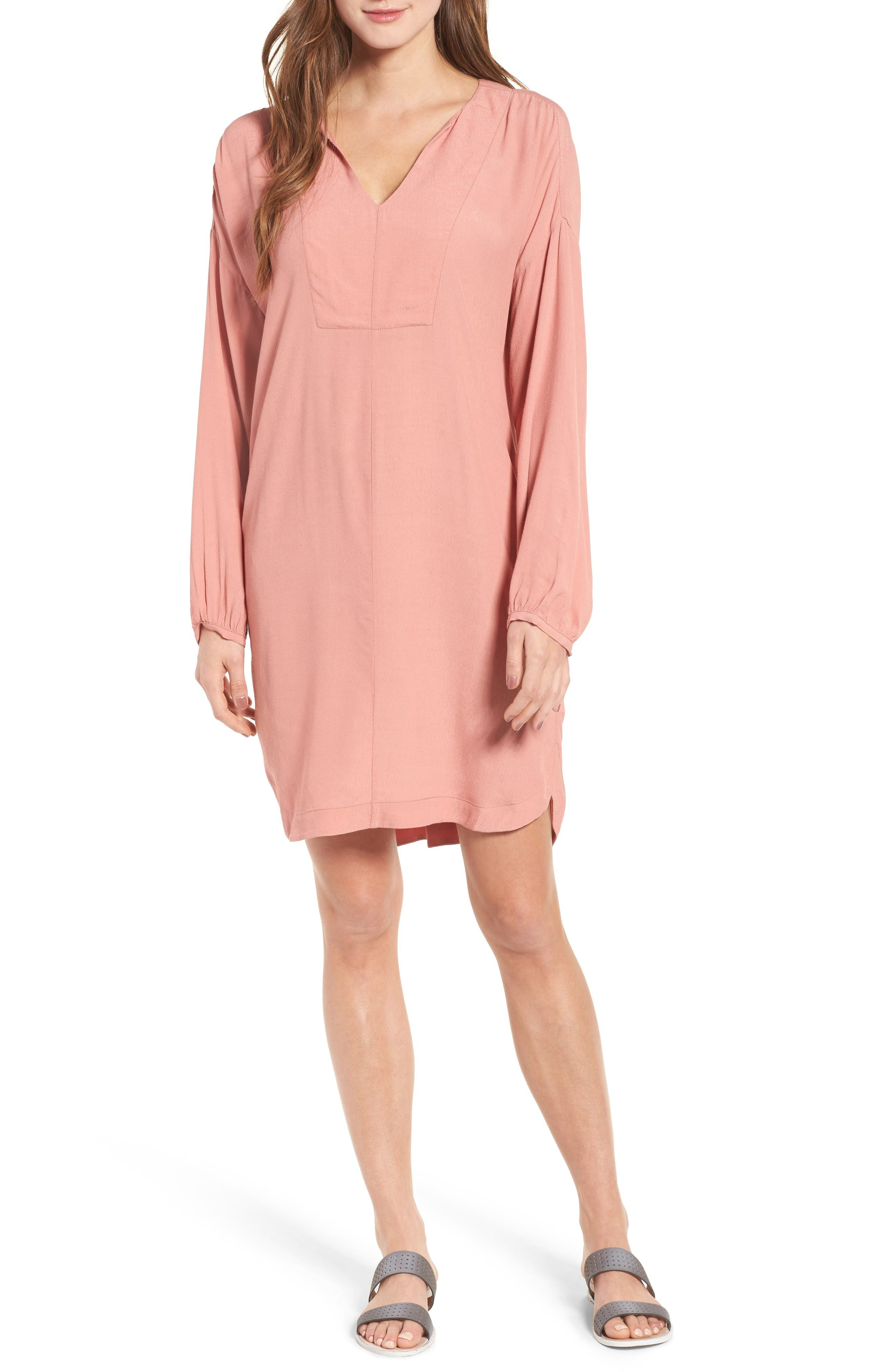 Main Image - Madewell Du Jour Tunic Dress