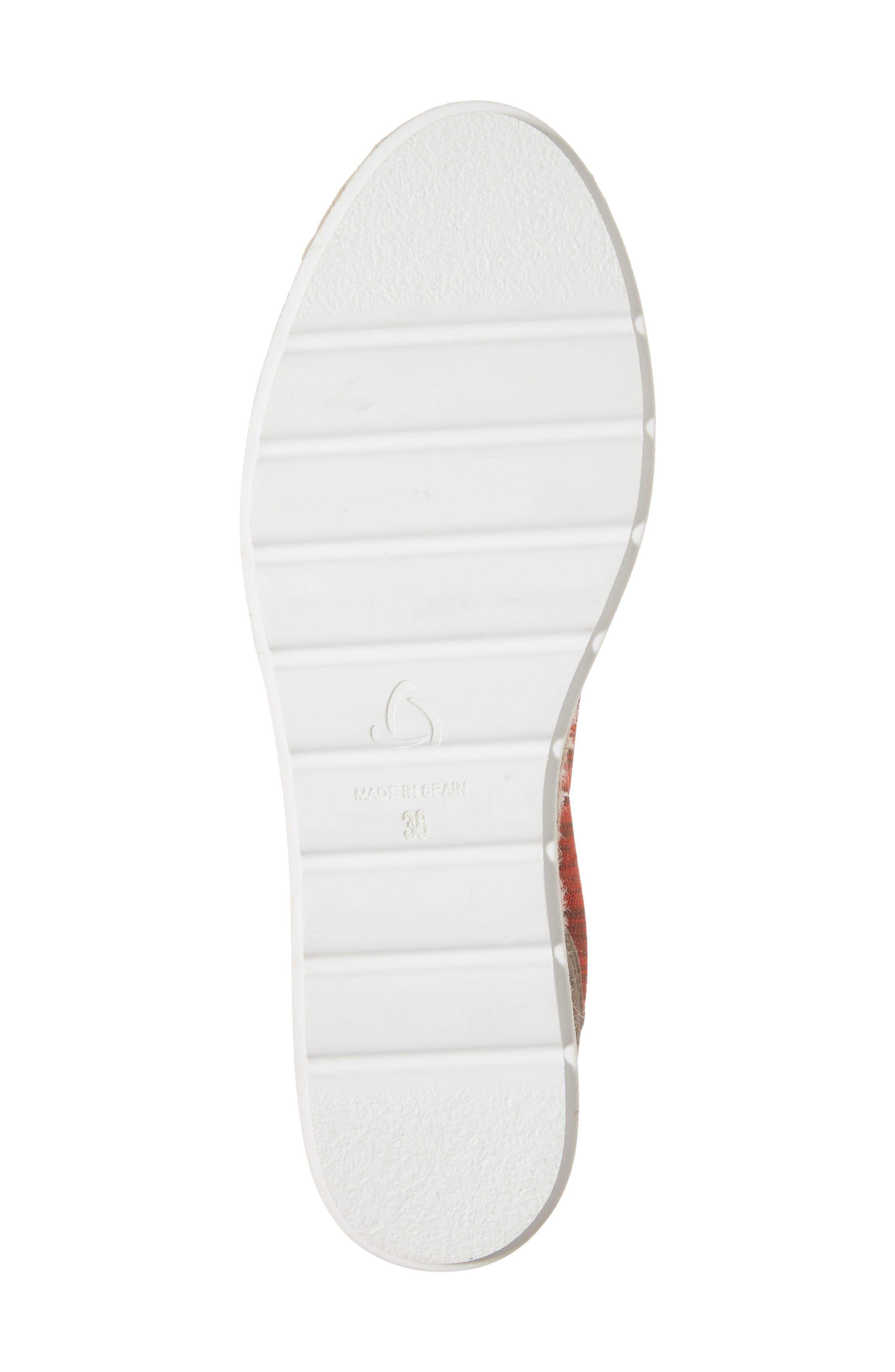 Alternate Image 6  - Bettye Muller Newport Mesh Espadrille Sneaker (Women)
