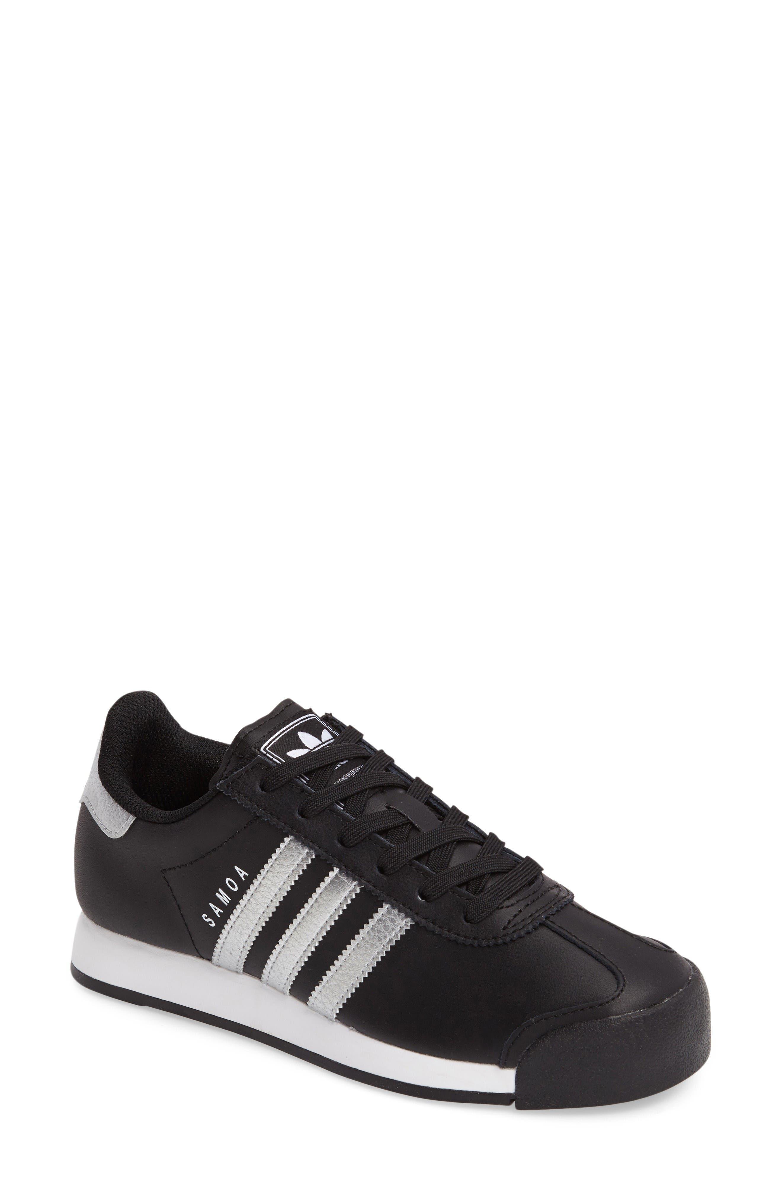 Alternate Image 1 Selected - adidas Samoa Sneaker (Women)