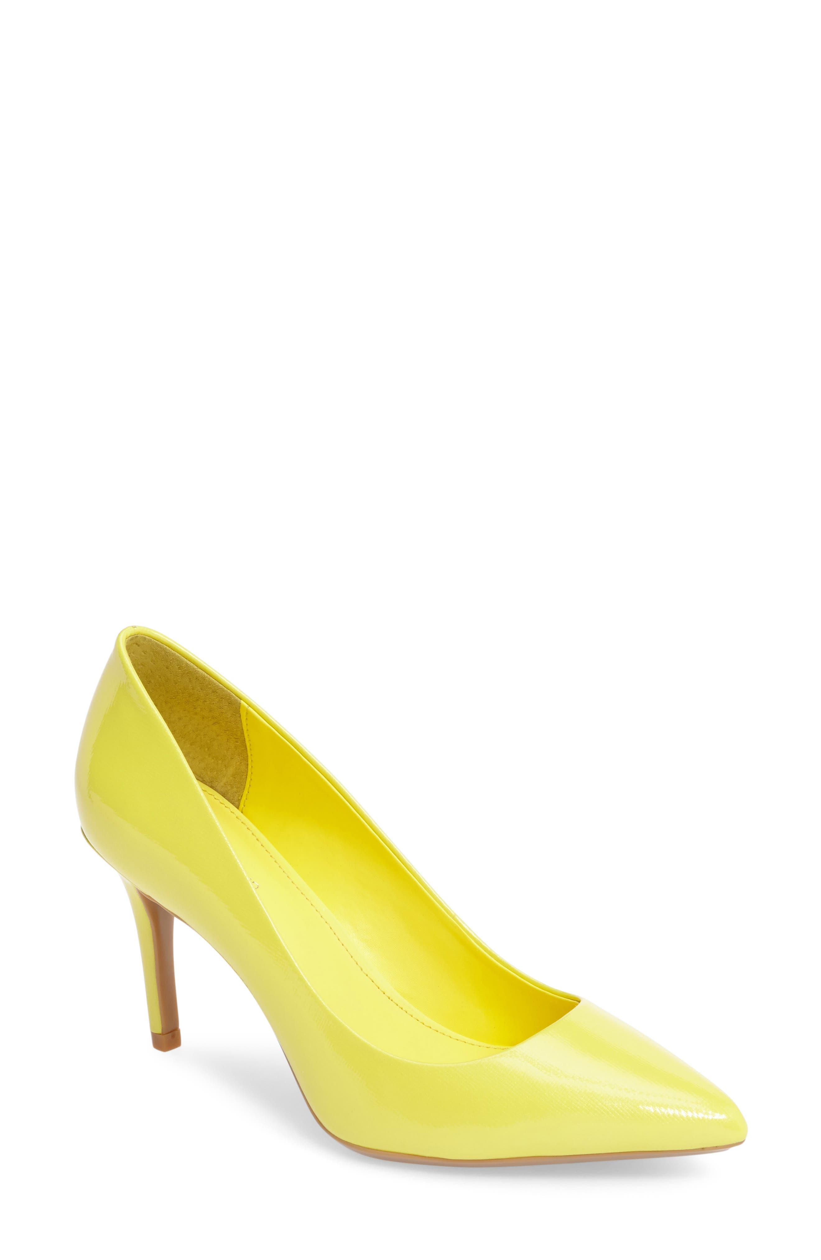 Women's Yellow Pumps   Nordstrom