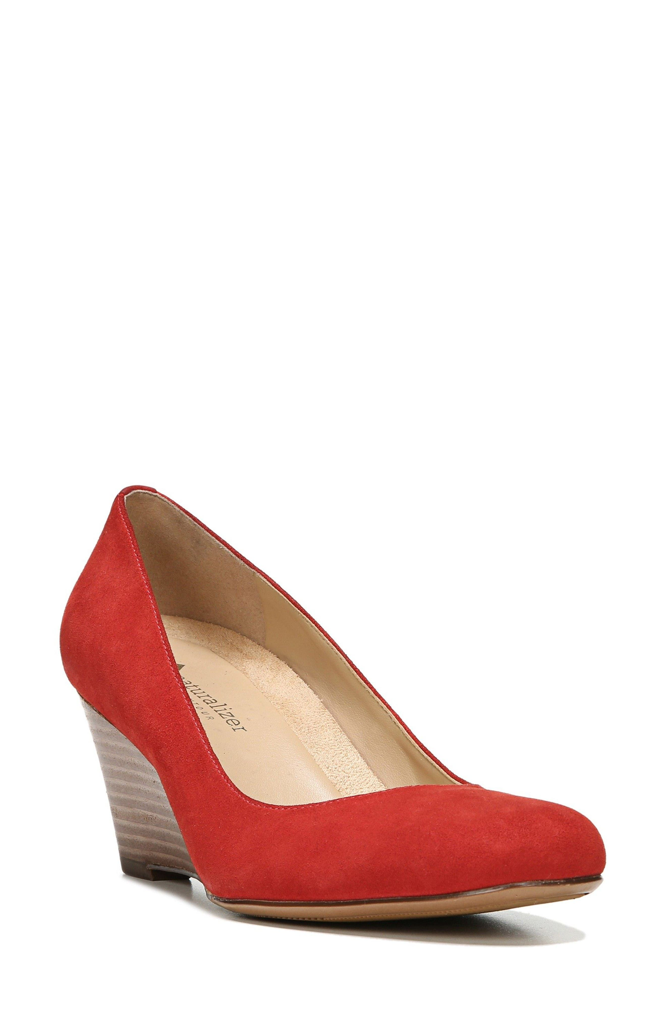 Naturalizer Emily Wedge Pump (Women)
