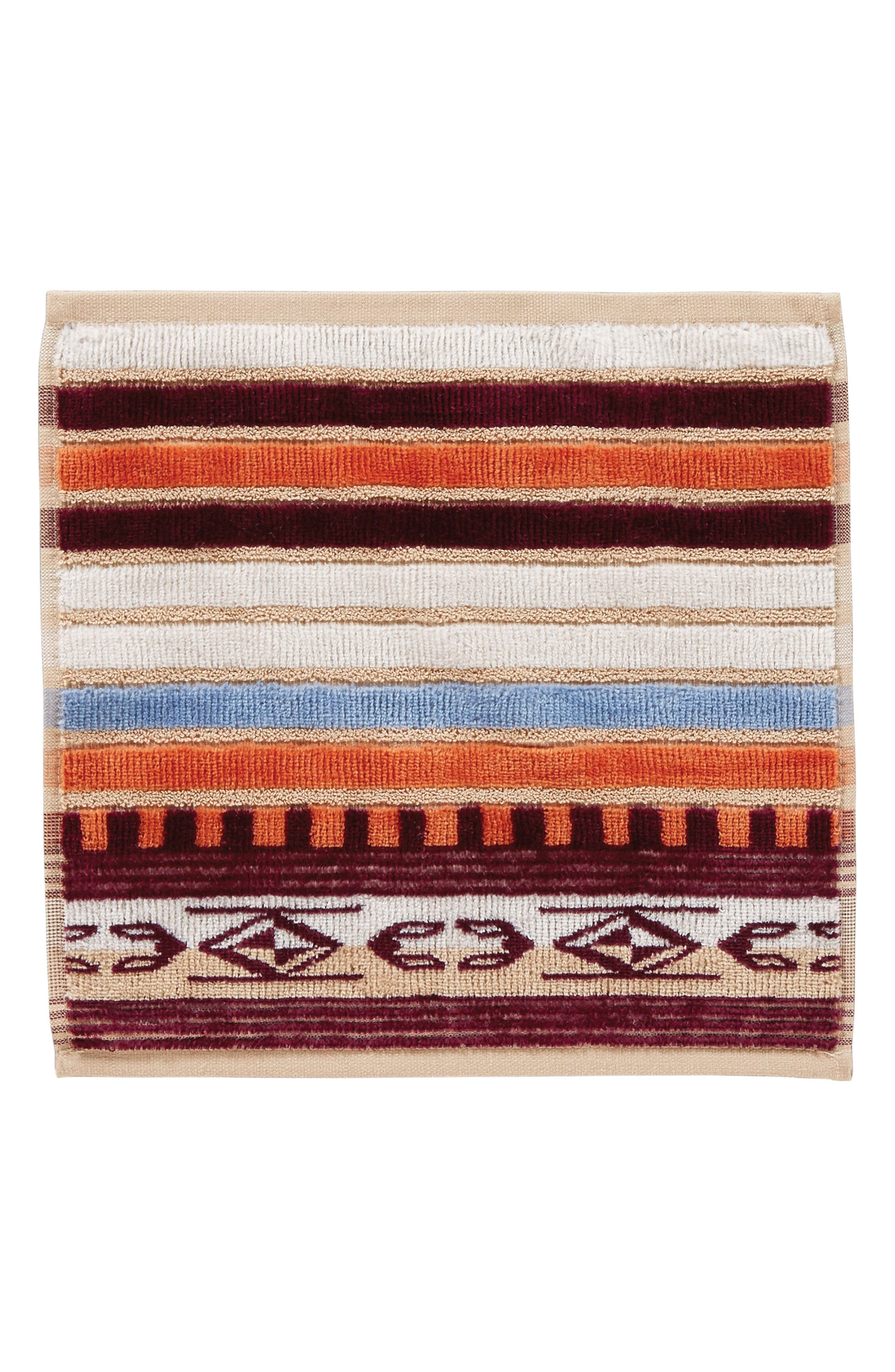 Pendleton Chimayo Jacquard Washcloth