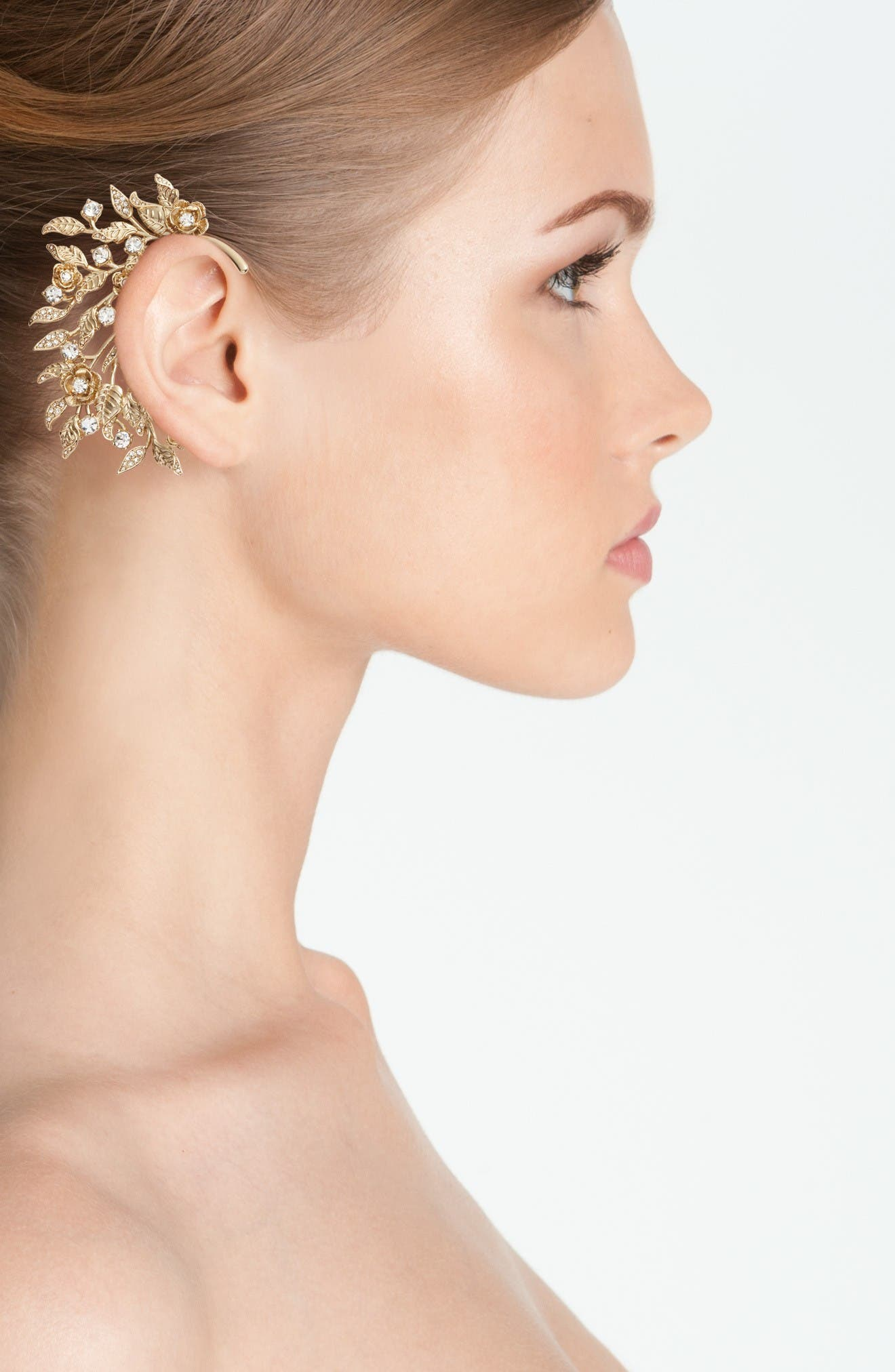Alternate Image 2  - Marchesa Ear Cuff