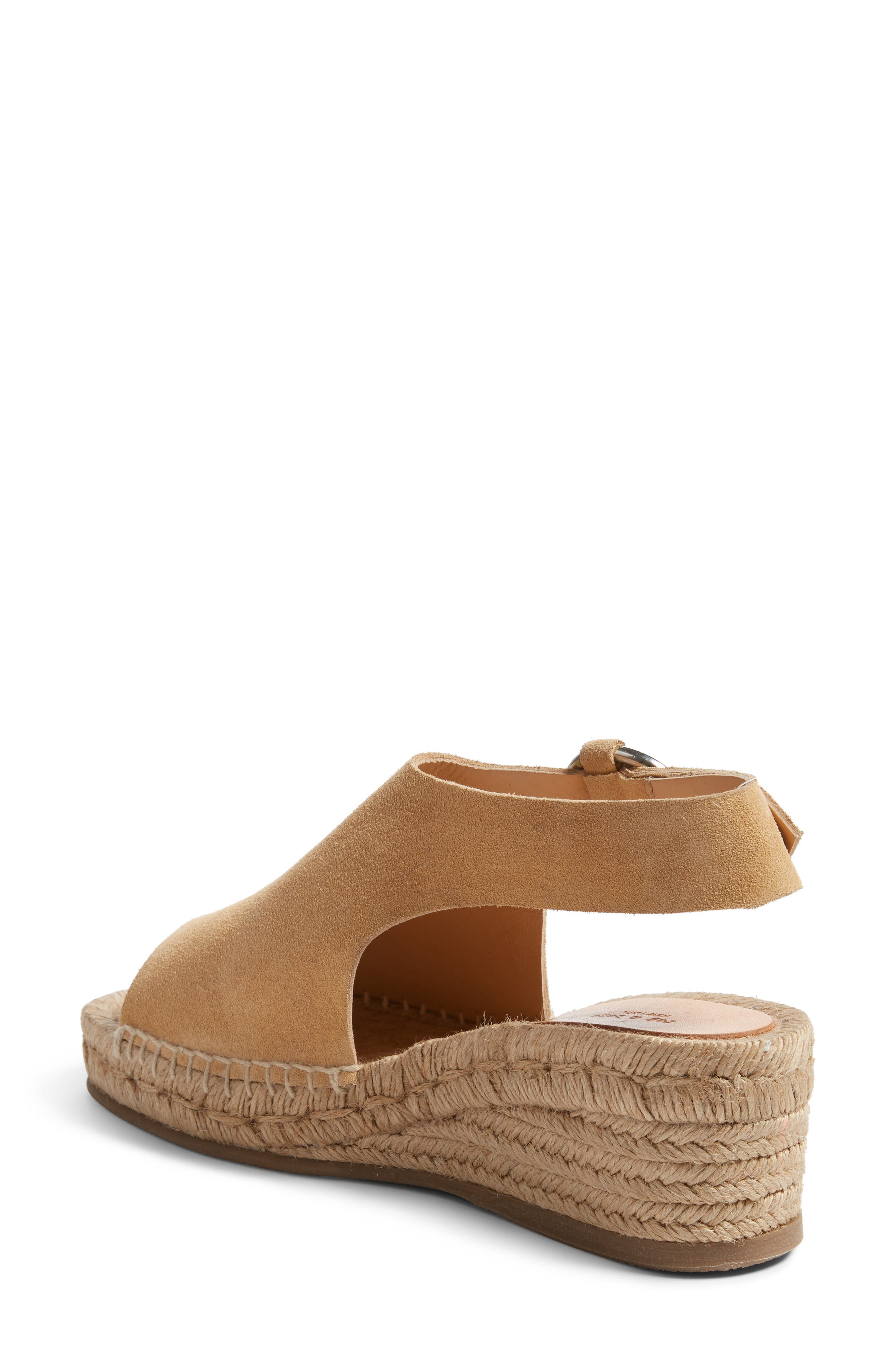 Alternate Image 2  - rag & bone Calla Espadrille Wedge (Women)