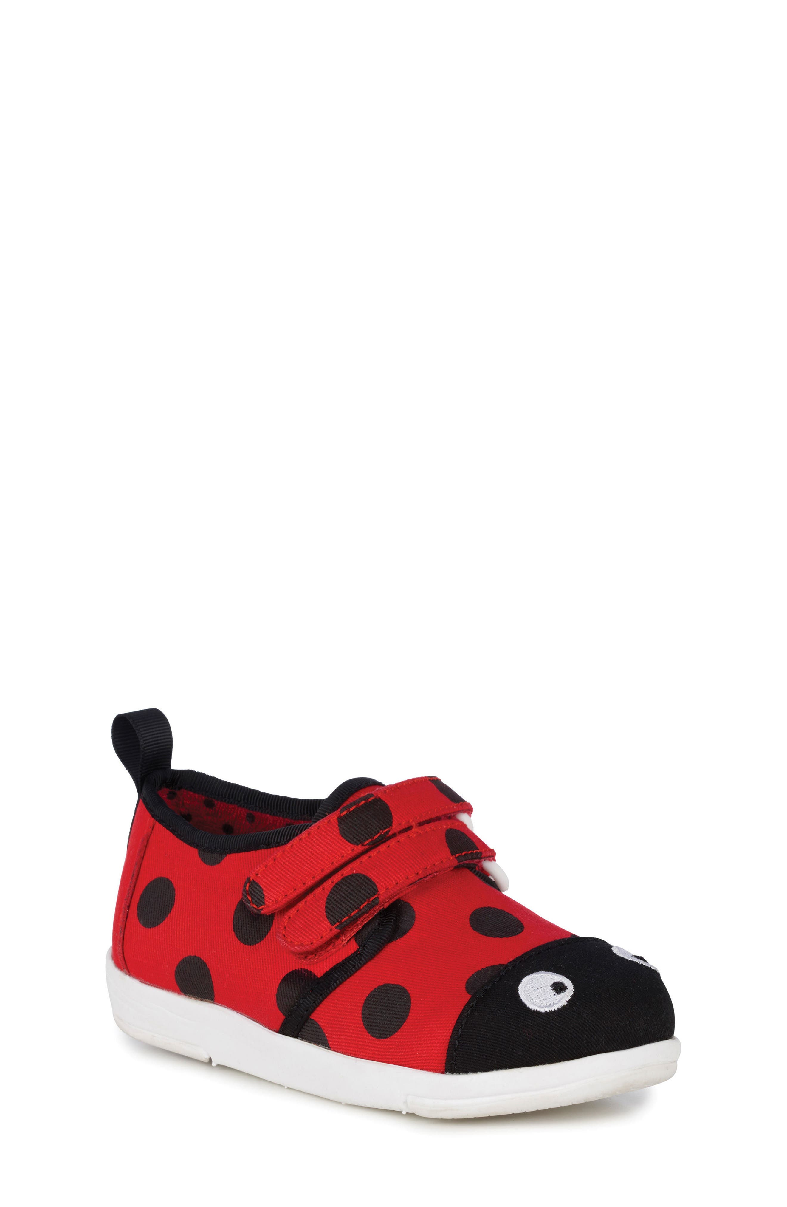 EMU Australia Ladybird Sneaker (Toddler, Little Kid & Big Kid)