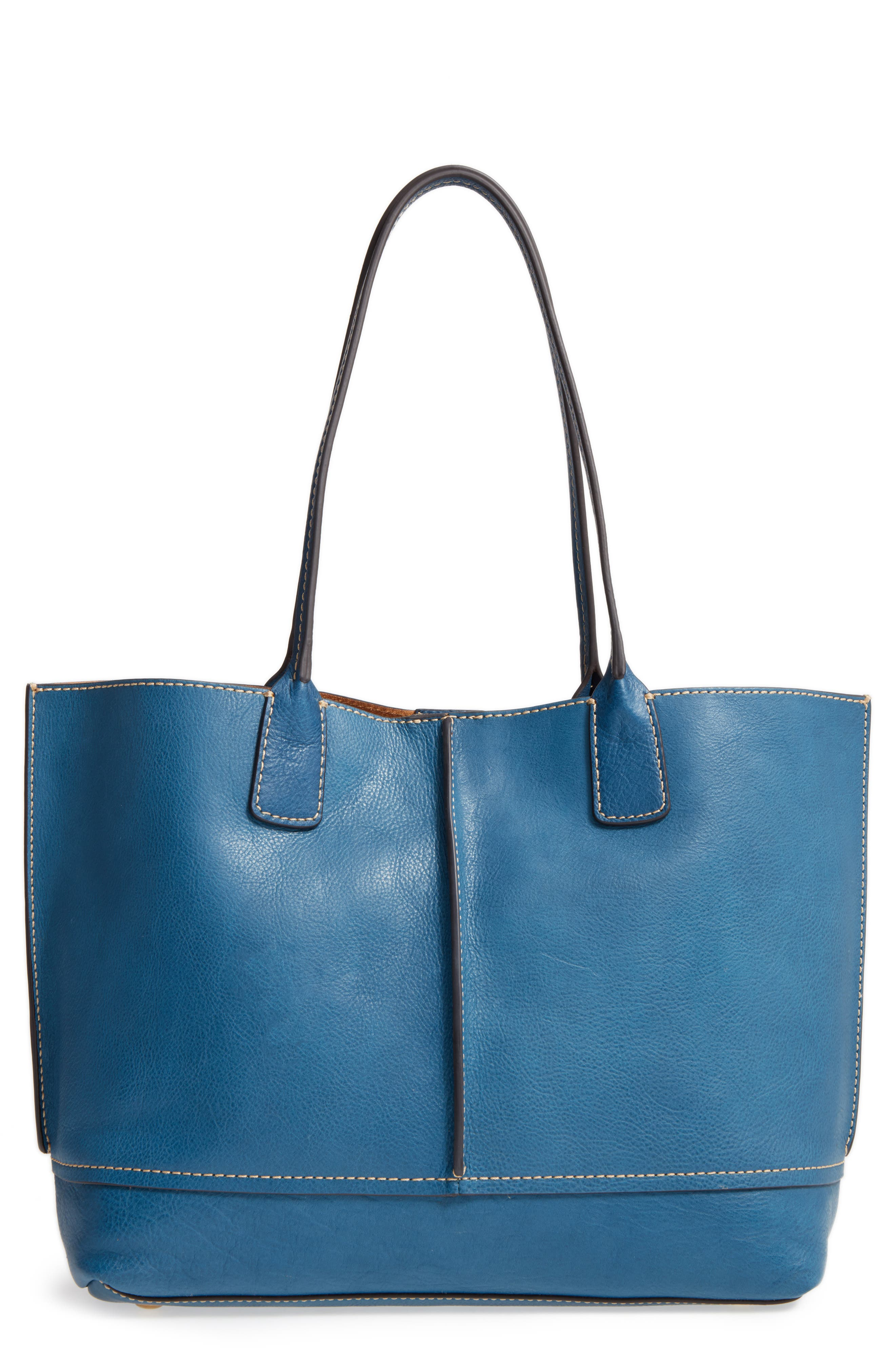 Alternate Image 1 Selected - Frye Adeline Leather Tote
