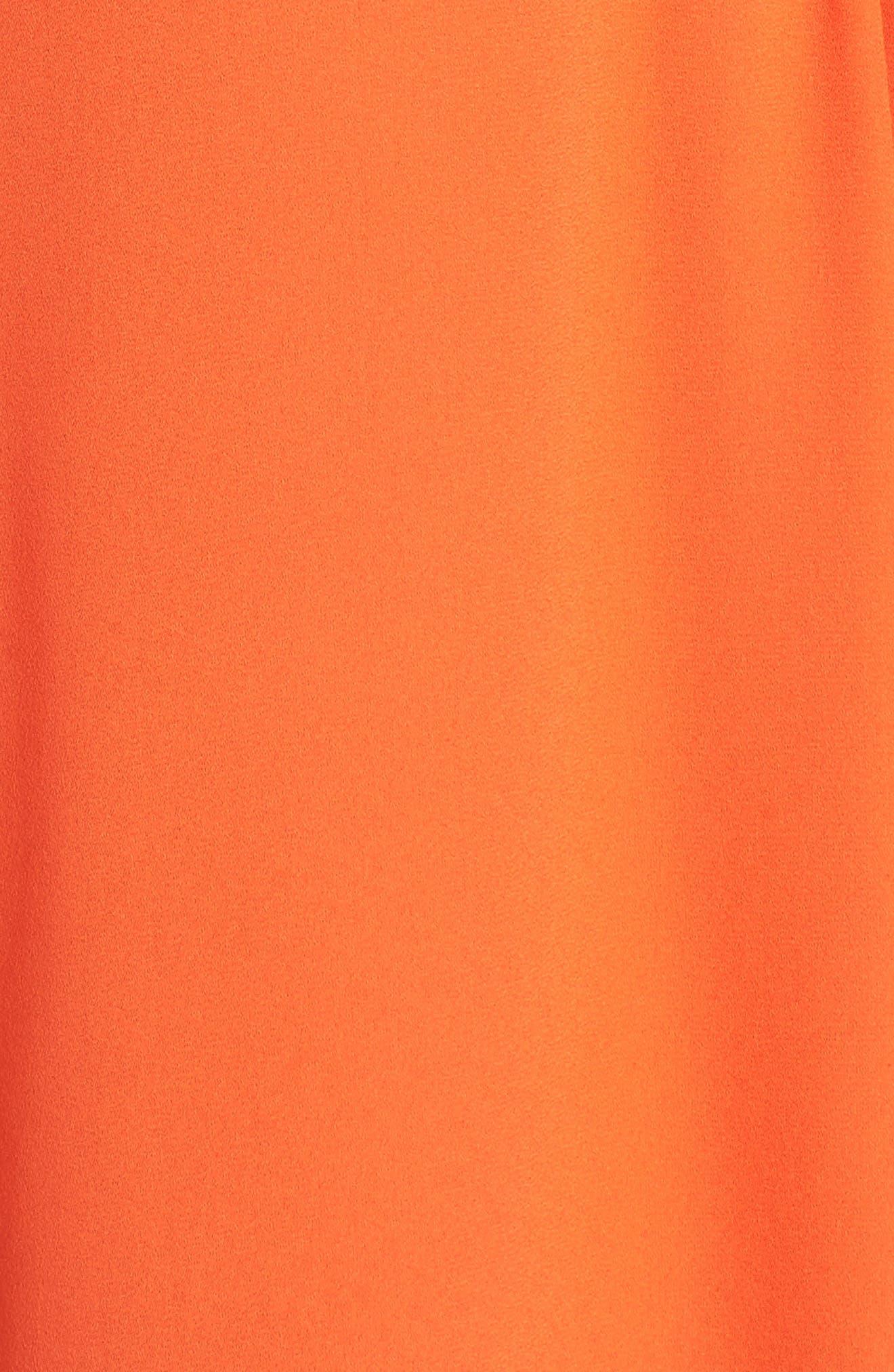 Alternate Image 5  - Pleione Ruffle Sleeve Blouse (Regular & Petite)
