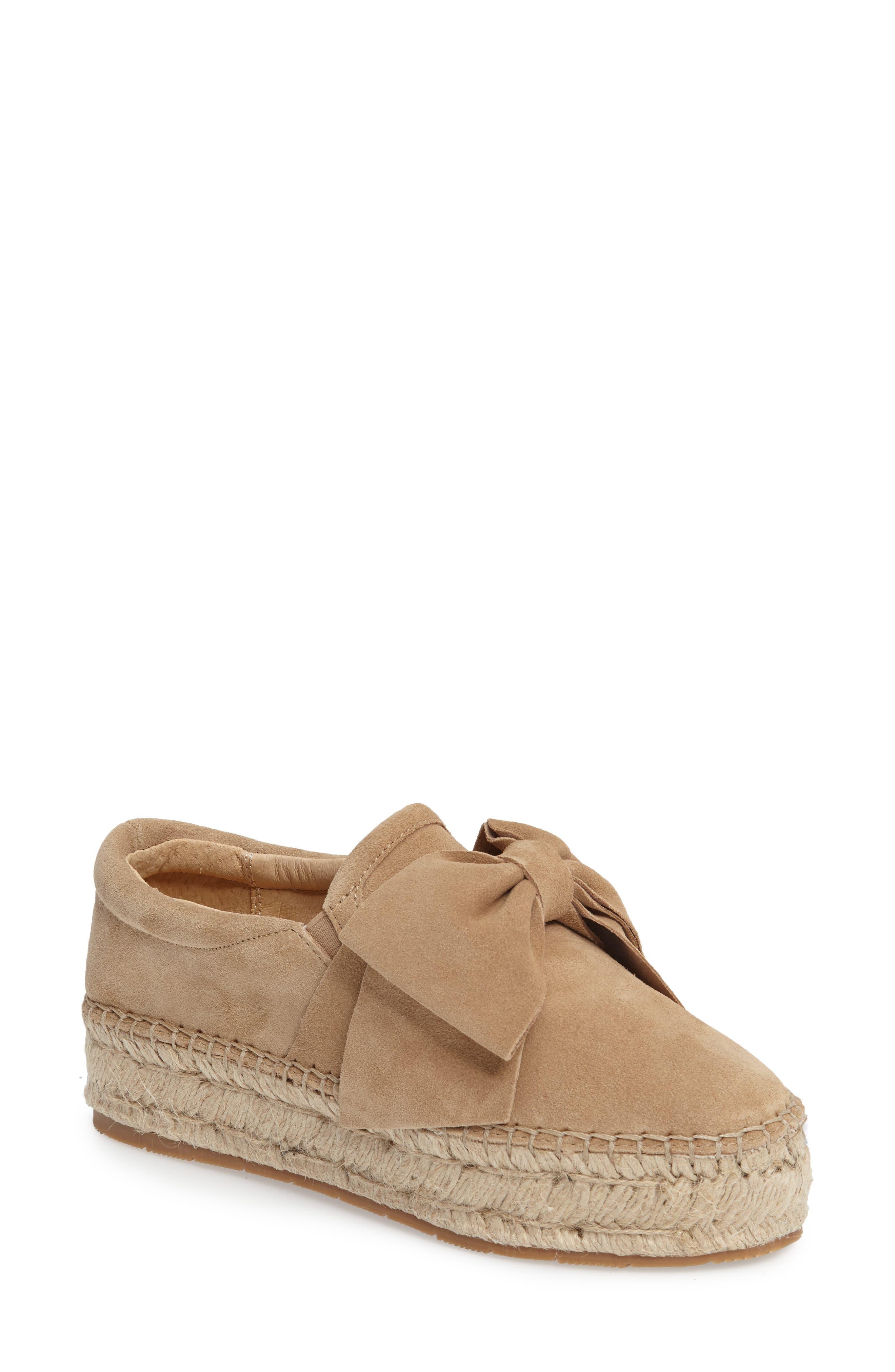 JSlides Rina Espadrille Platform Sneaker (Women)