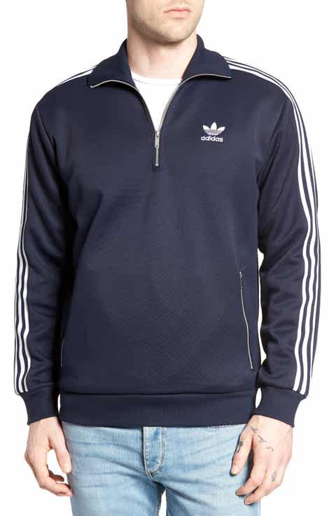 adidas Originals Half Zip Track Jacket
