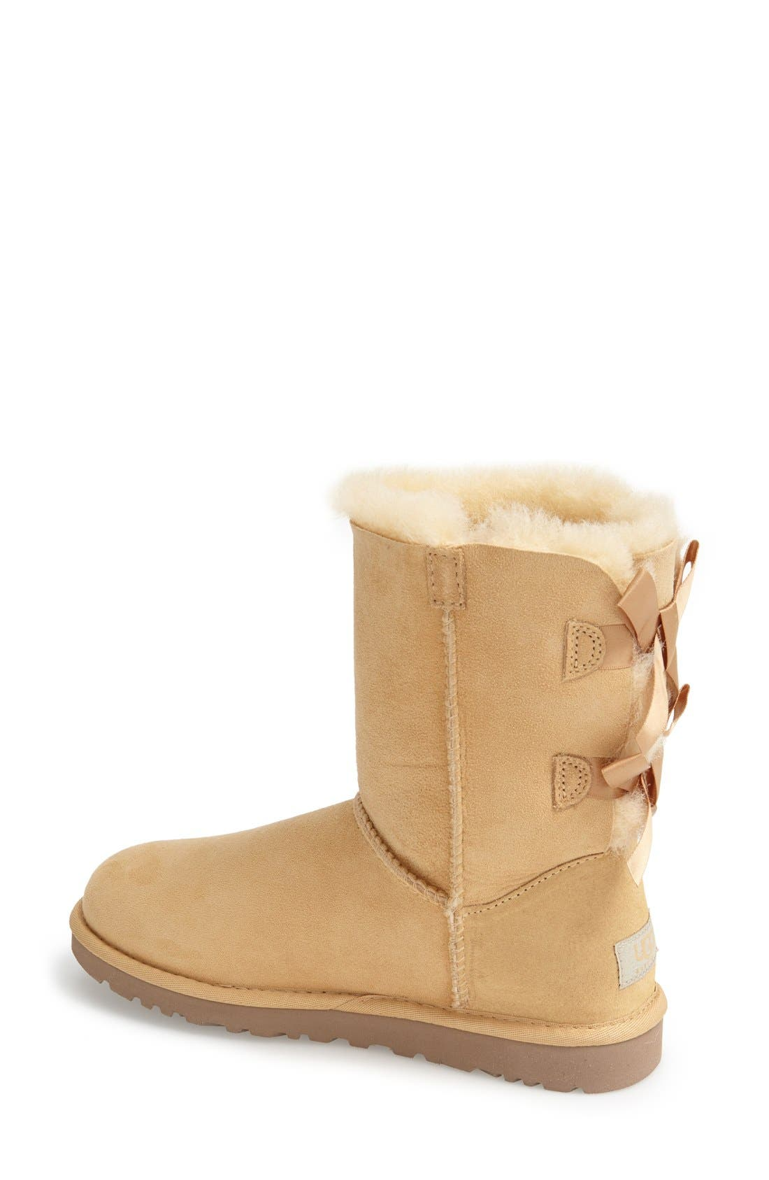 Alternate Image 2  - UGG® 'Bailey Bow' Boot (Women)