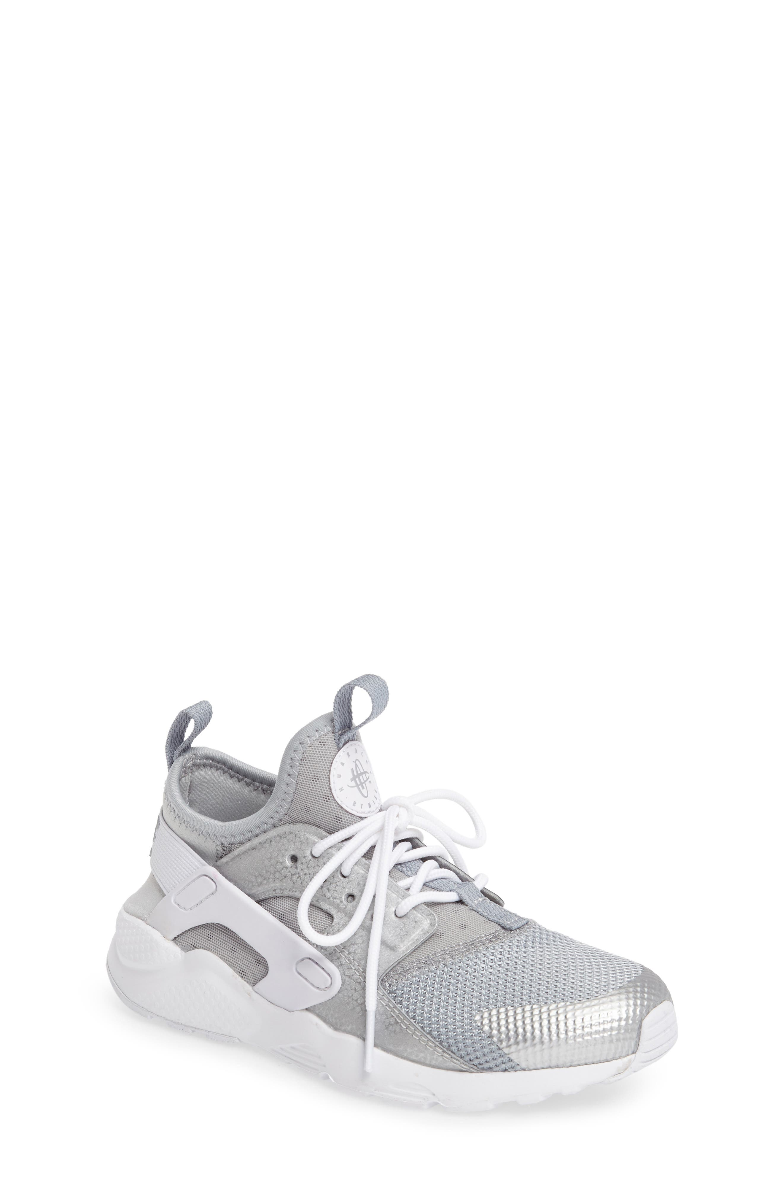 Nike Air Huarache Run Ultra Sneaker (Toddler & Little Kid)