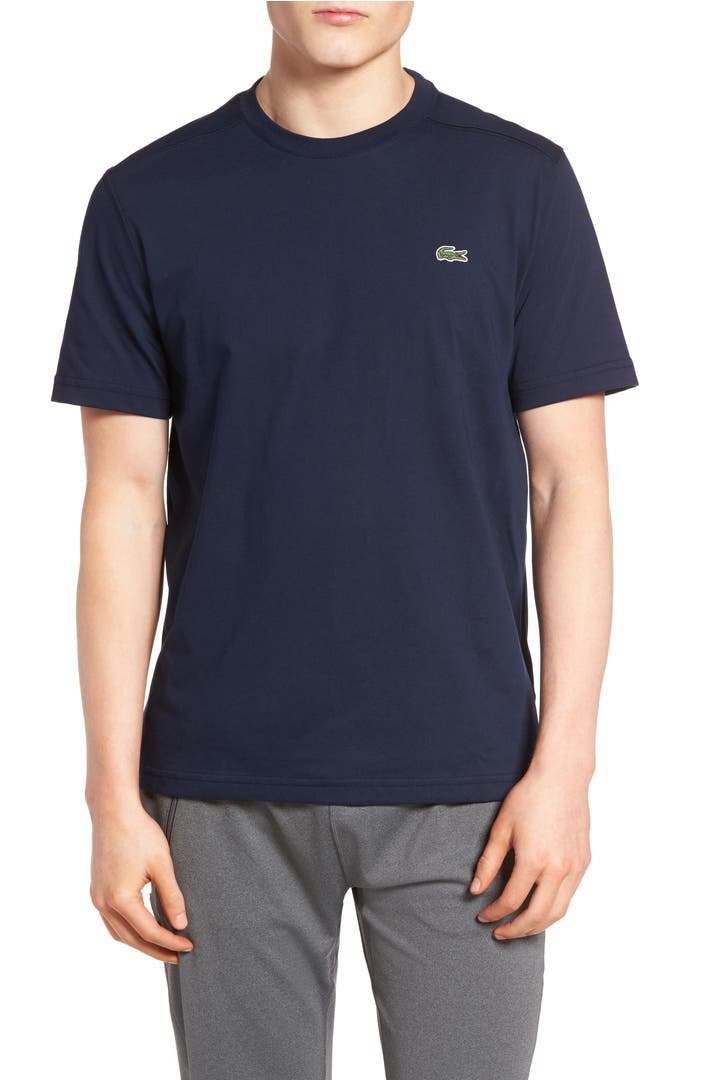 lacoste 39 sport 39 cotton jersey t shirt nordstrom. Black Bedroom Furniture Sets. Home Design Ideas