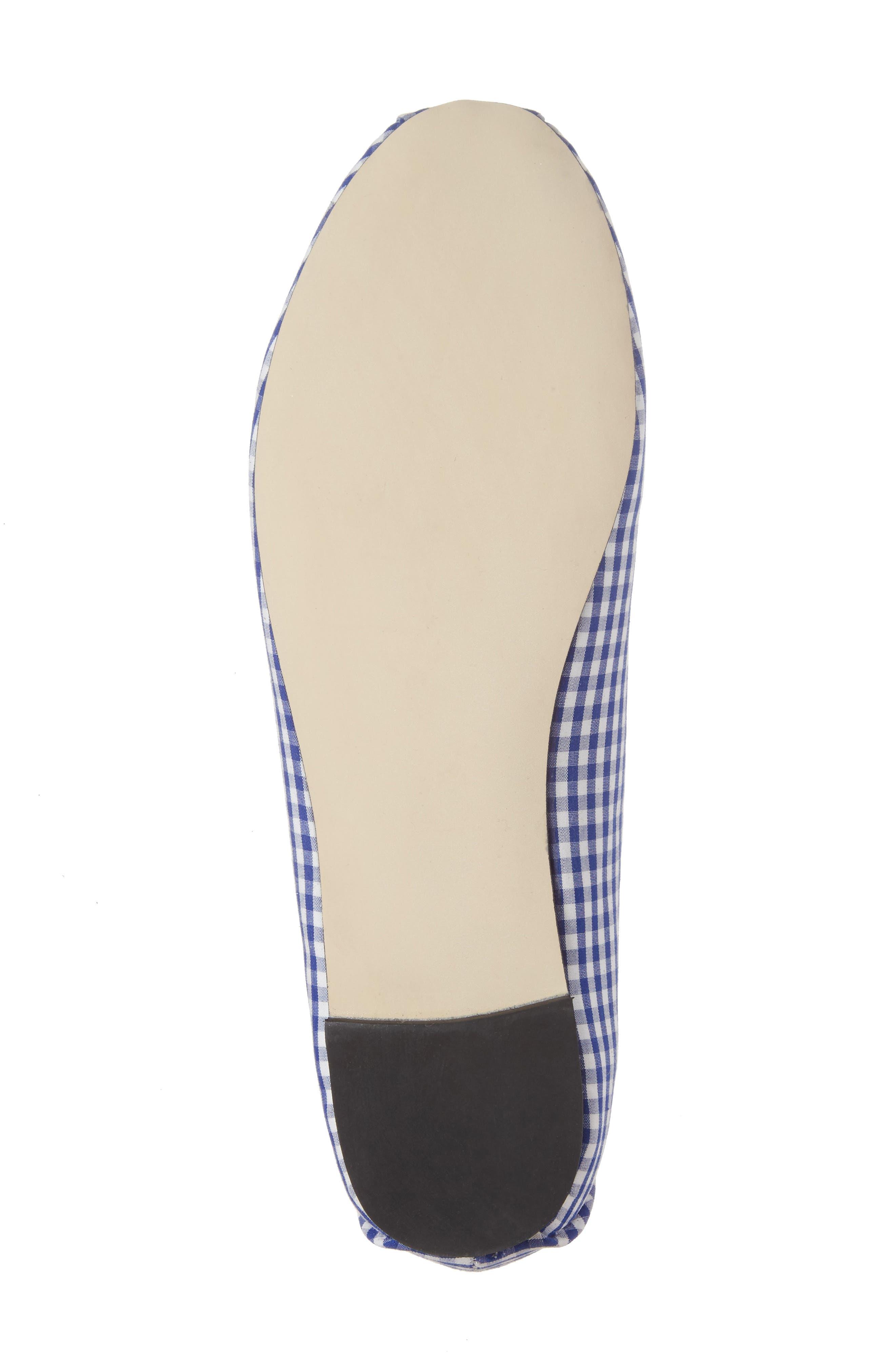 Alternate Image 6  - Jeffrey Campbell Sarine Ankle Wrap Flat (Women)