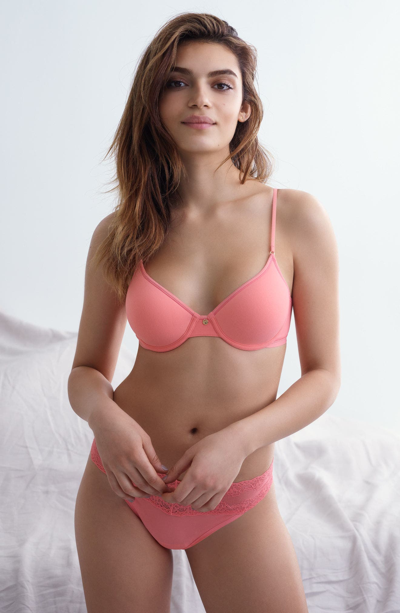 Alternate Image 6  - Natori Understated Underwire T-Shirt Bra