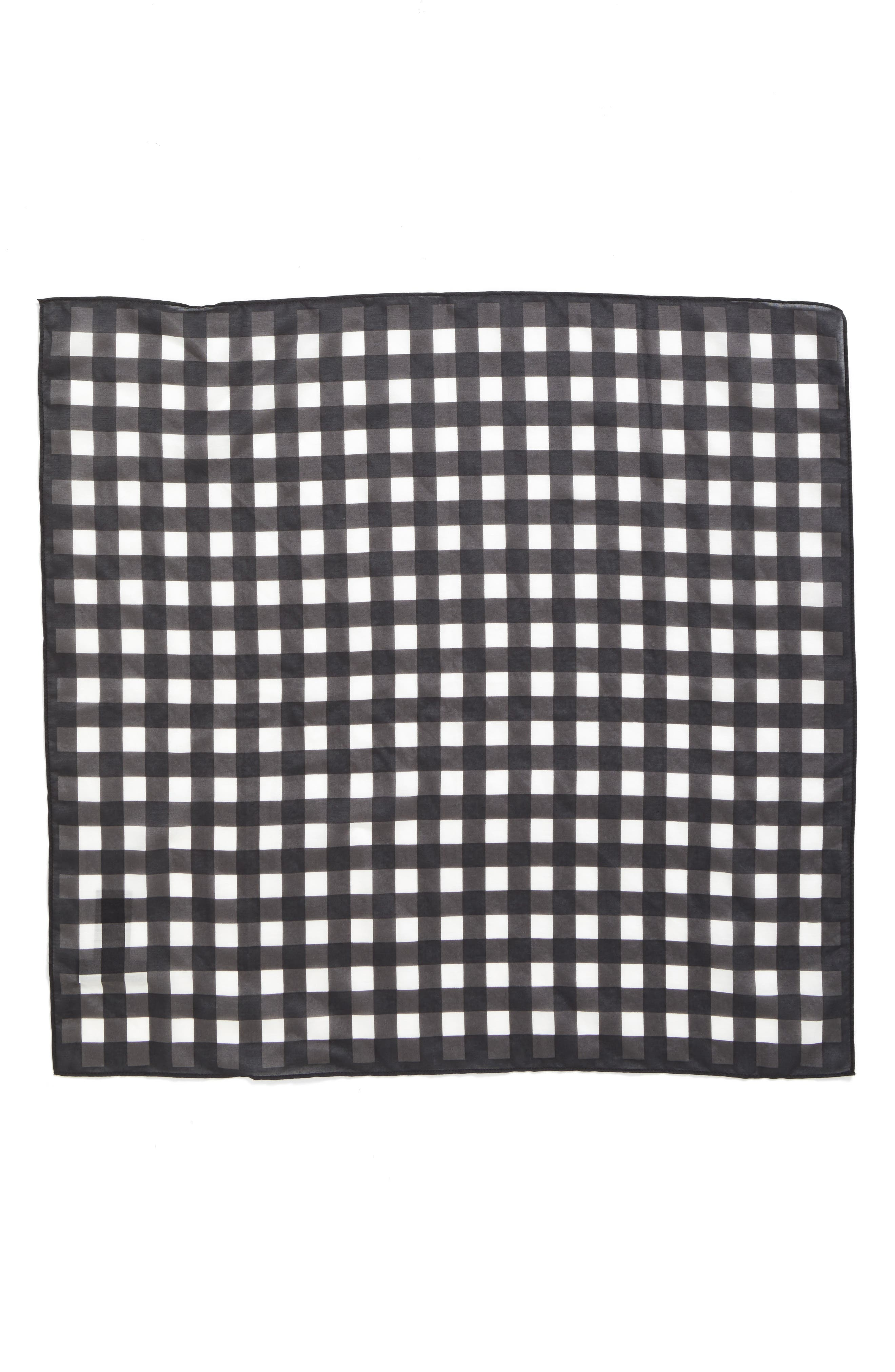 Alternate Image 3  - Rag & Bone Gingham Bandana
