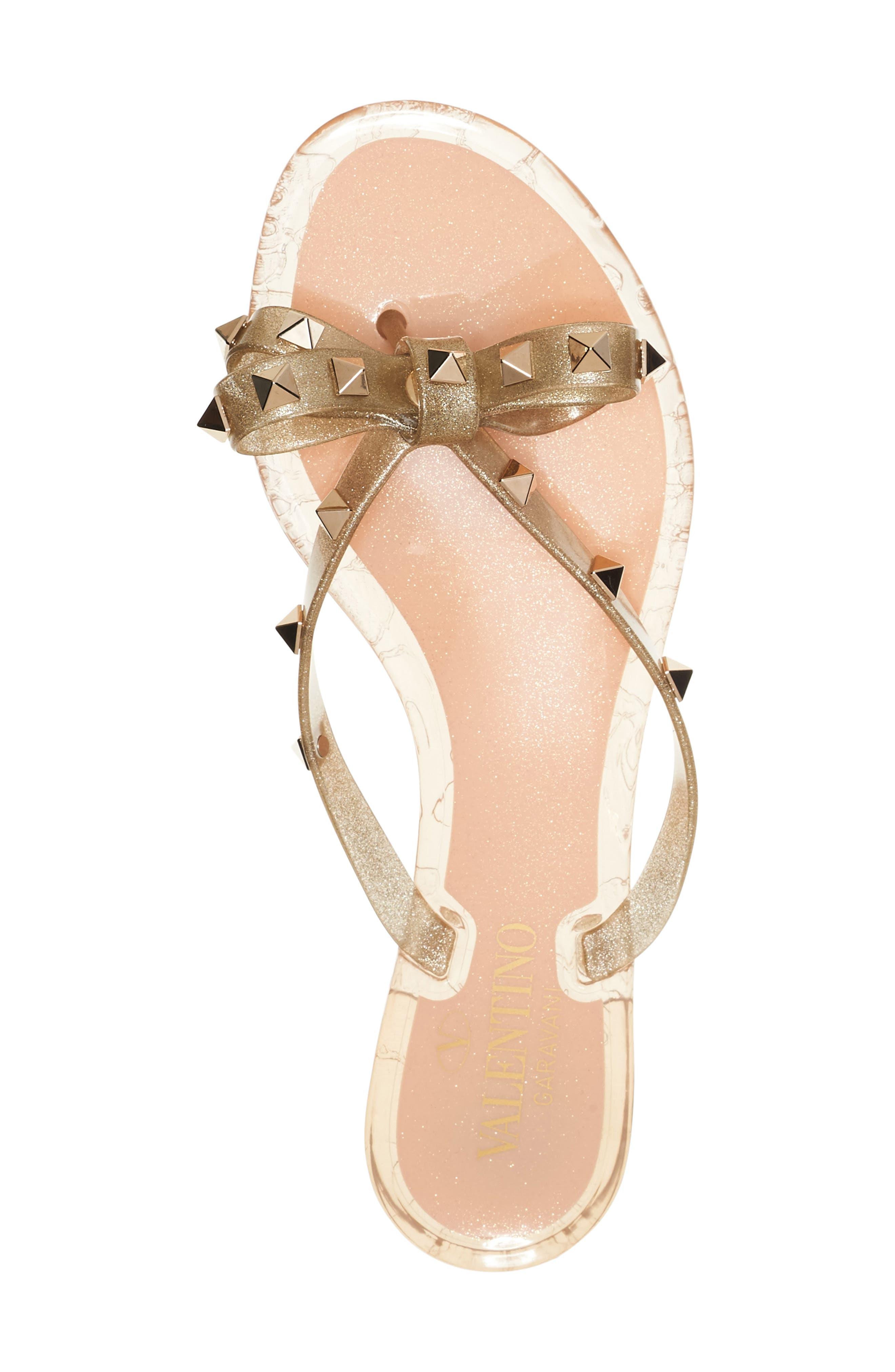 Alternate Image 3  - Valentino 'Rockstud' Flip Flop (Women)