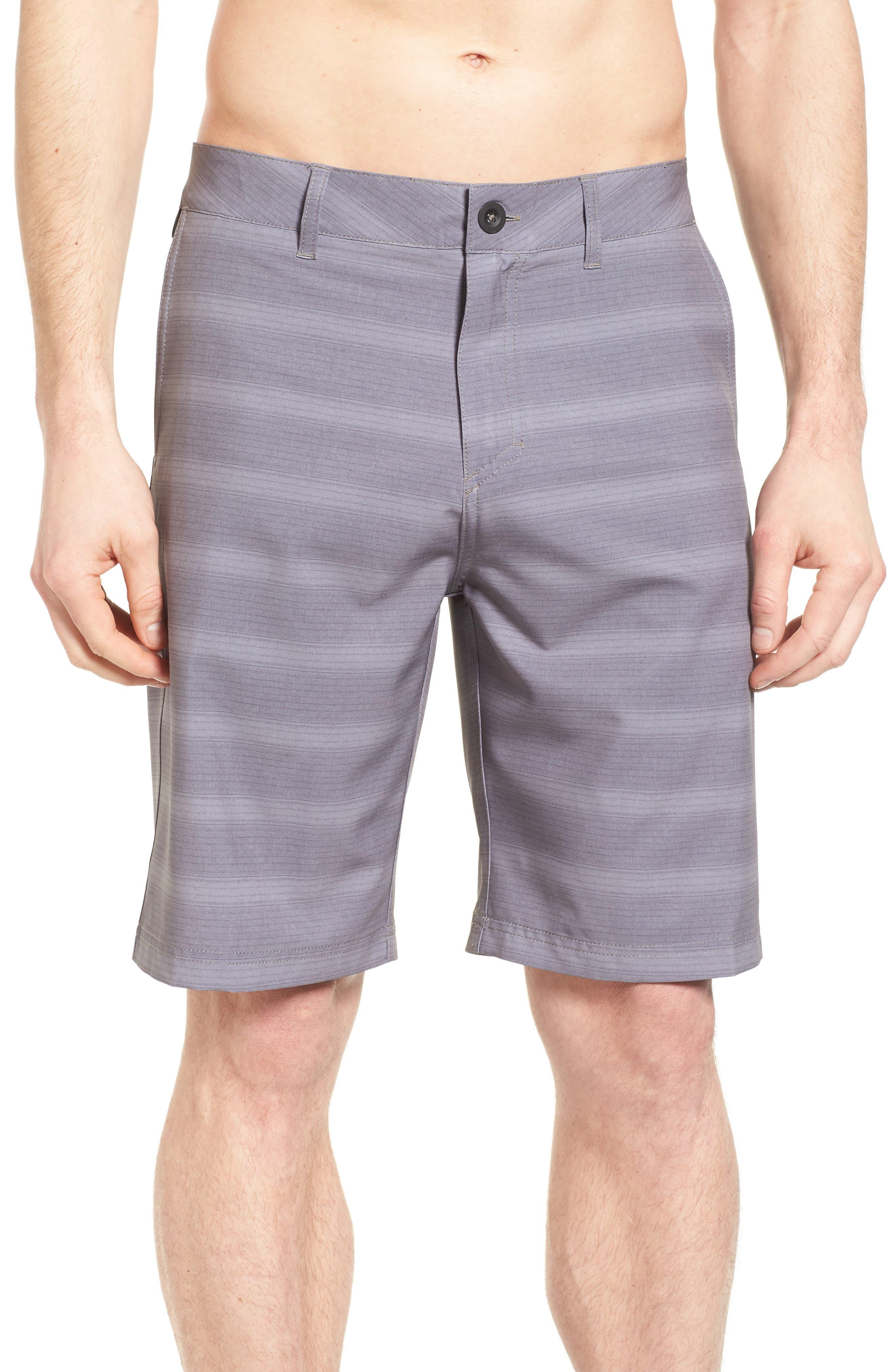 Quiksilver Lines Amphibian Hybrid Shorts