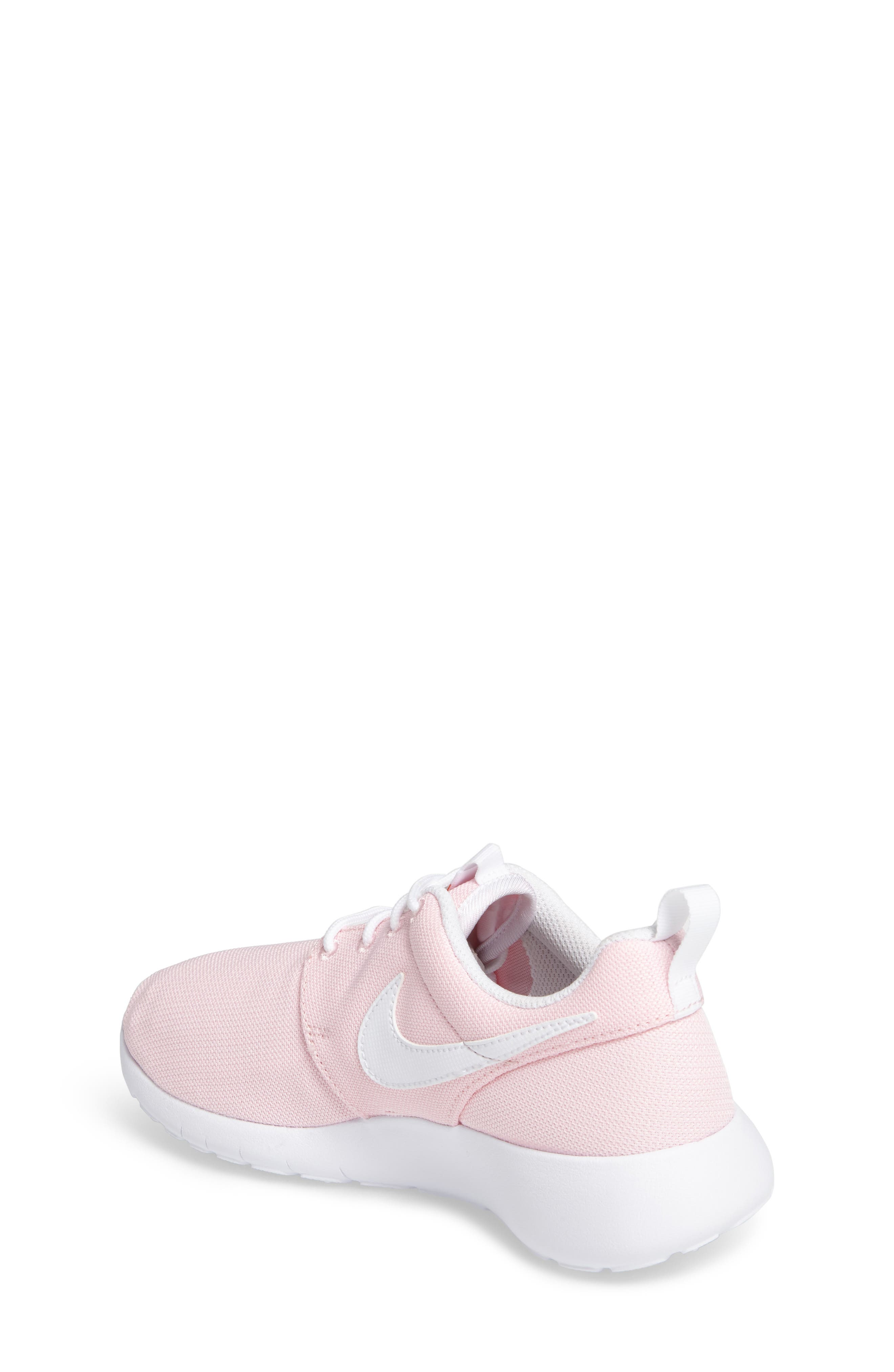 Alternate Image 2  - Nike 'Roshe Run' Athletic Shoe (Little Kid & Big Kid)