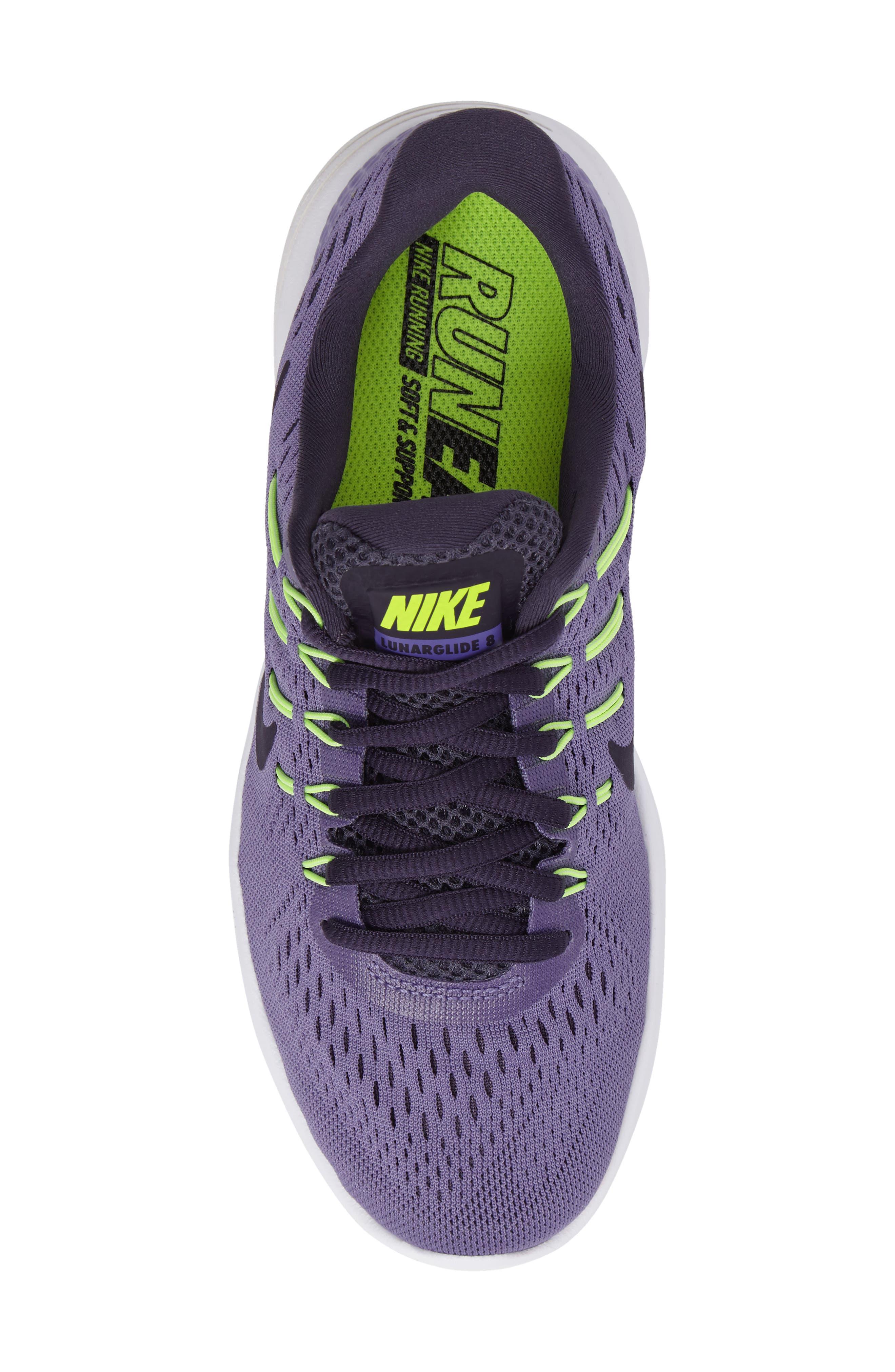 Alternate Image 5  - Nike 'LunarGlide 8' Running Shoe (Women)