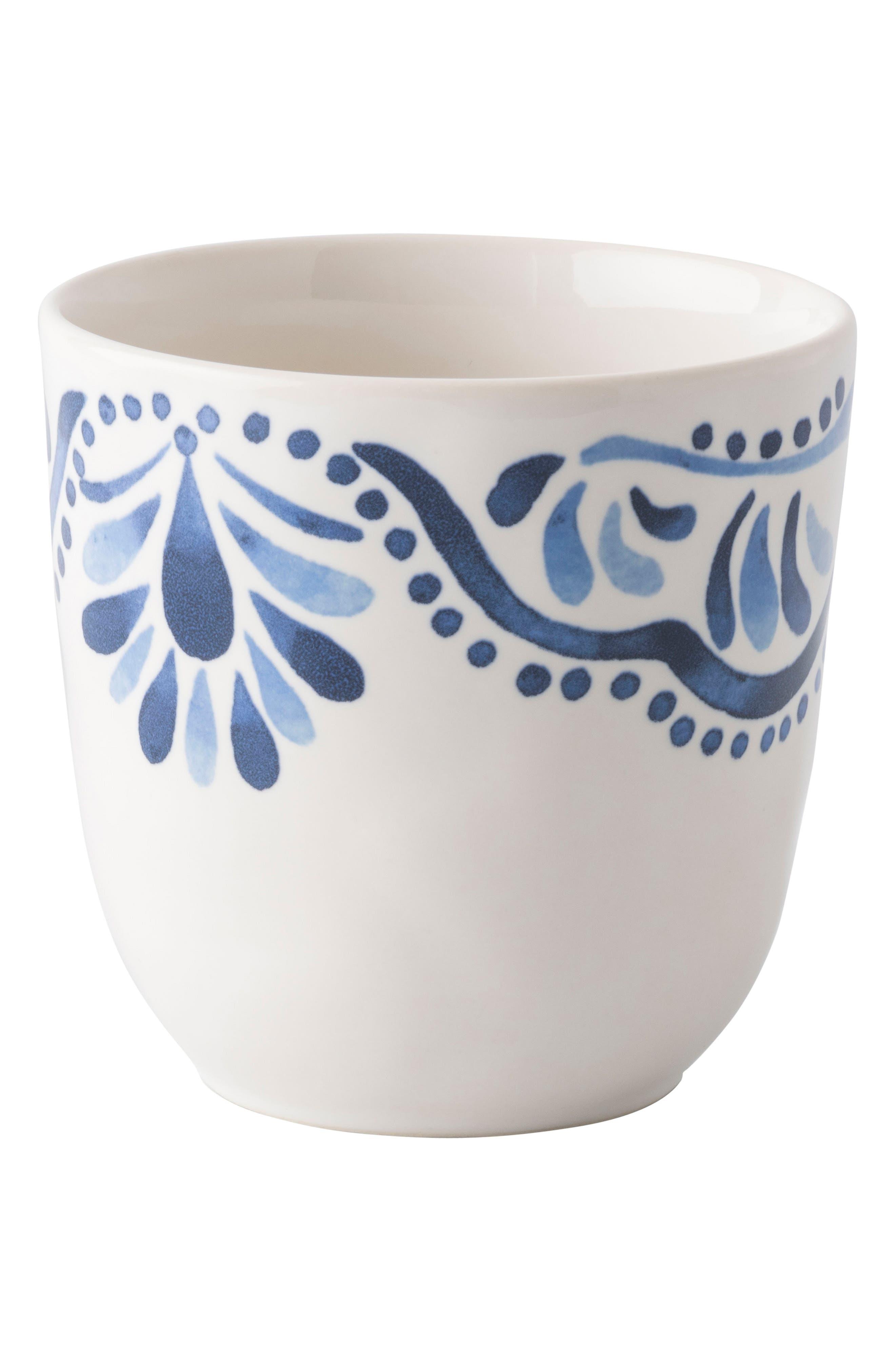 Juliska Wanderlust Collection - Iberian Journey Ceramic Coffee/Tea Cup