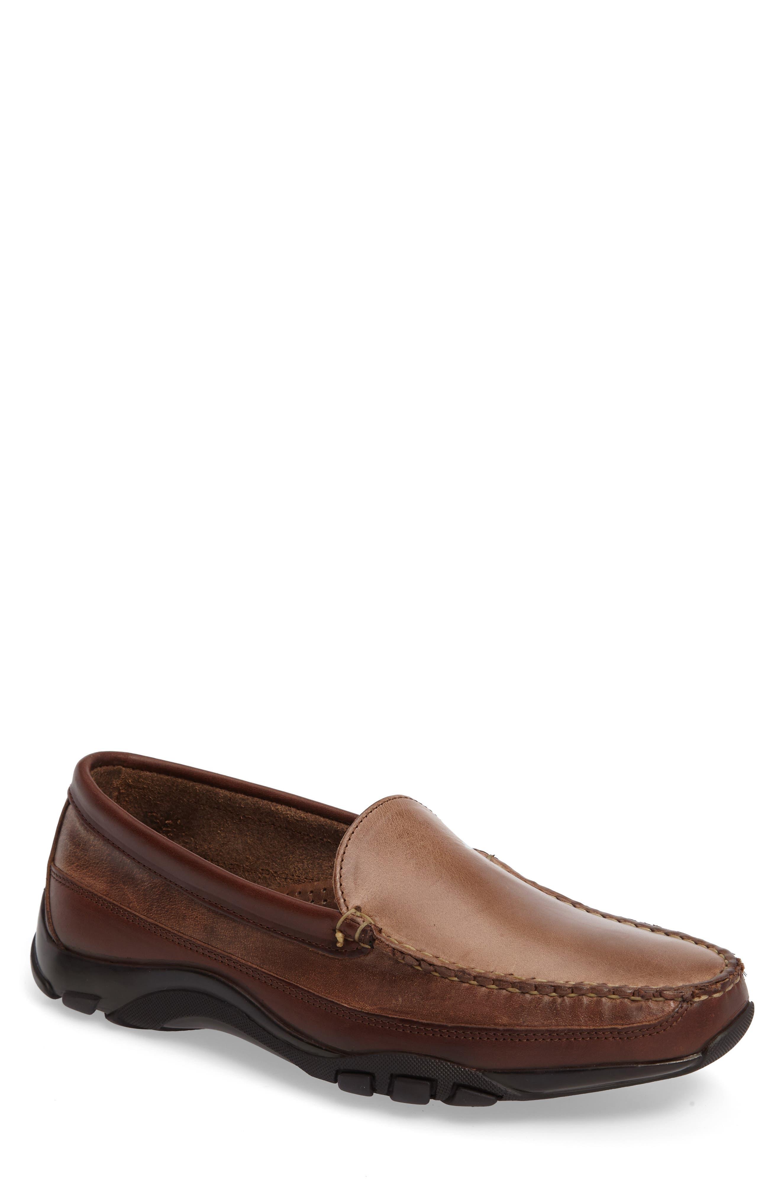 Alternate Image 1 Selected - Allen Edmonds 'Boulder' Driving Loafer (Men)